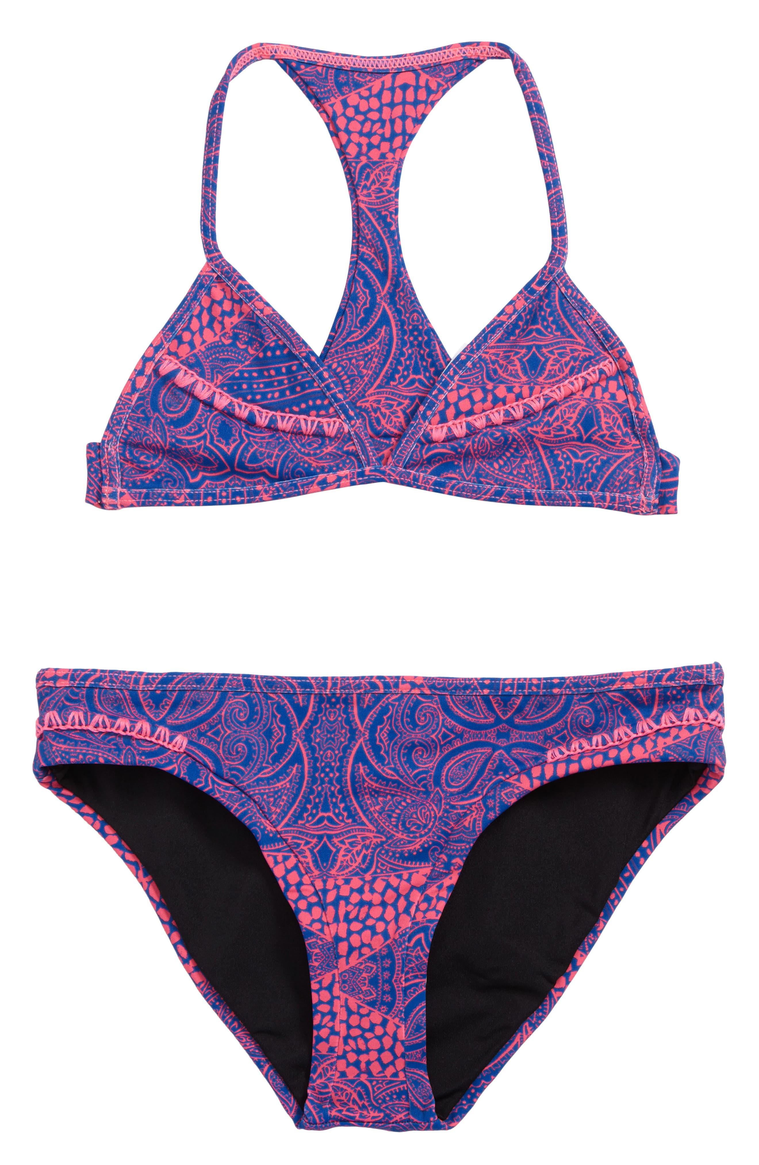 OndadeMar Malesia Two-Piece Swimsuit (Big Girls)
