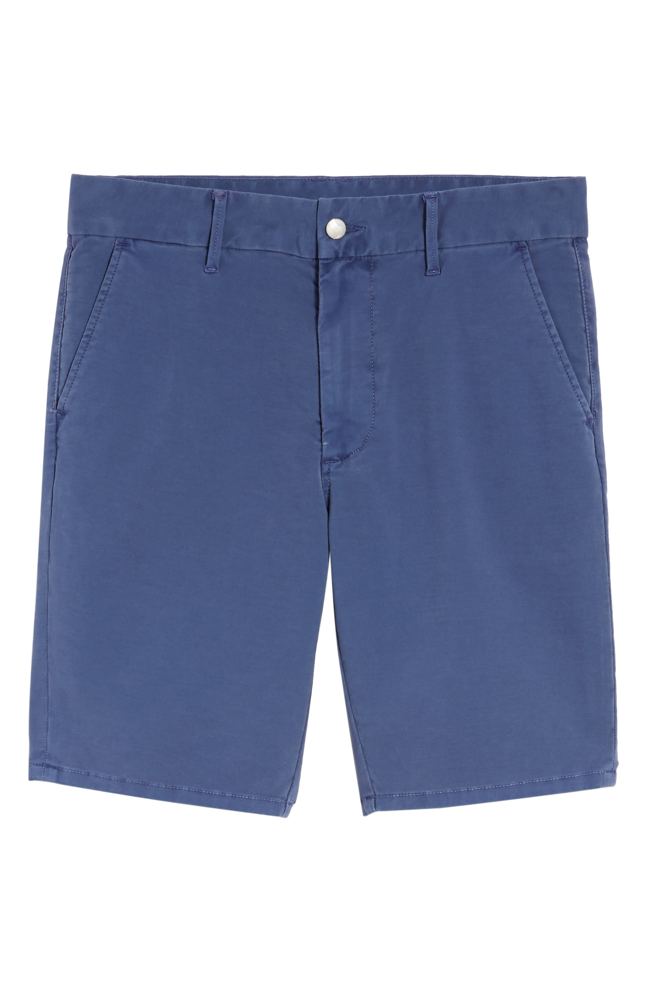 Alternate Image 6  - Joe's Brixton Trim Fit Straight Leg Shorts