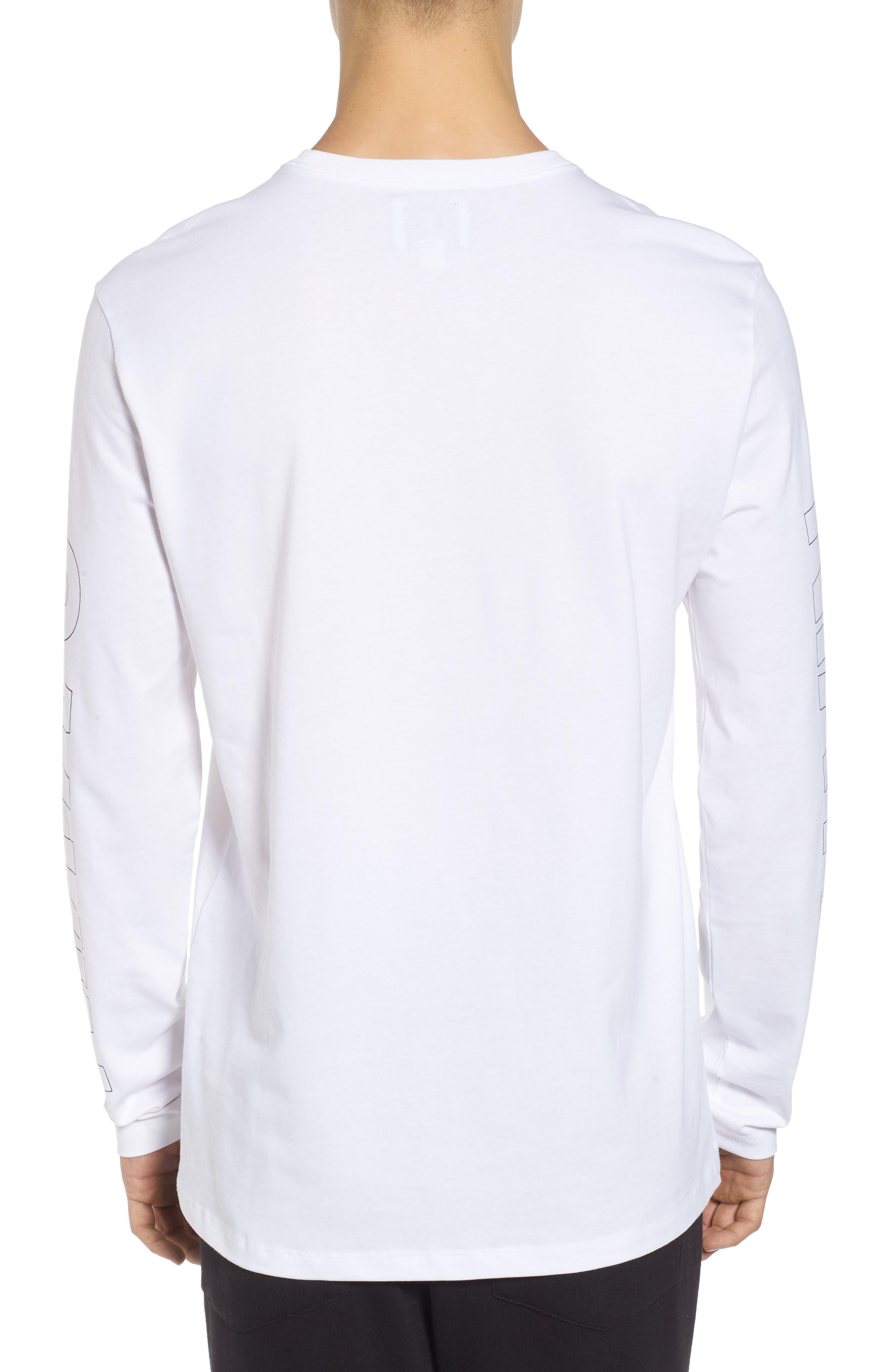Alternate Image 2  - Calvin Klein Jeans Logo T-Shirt