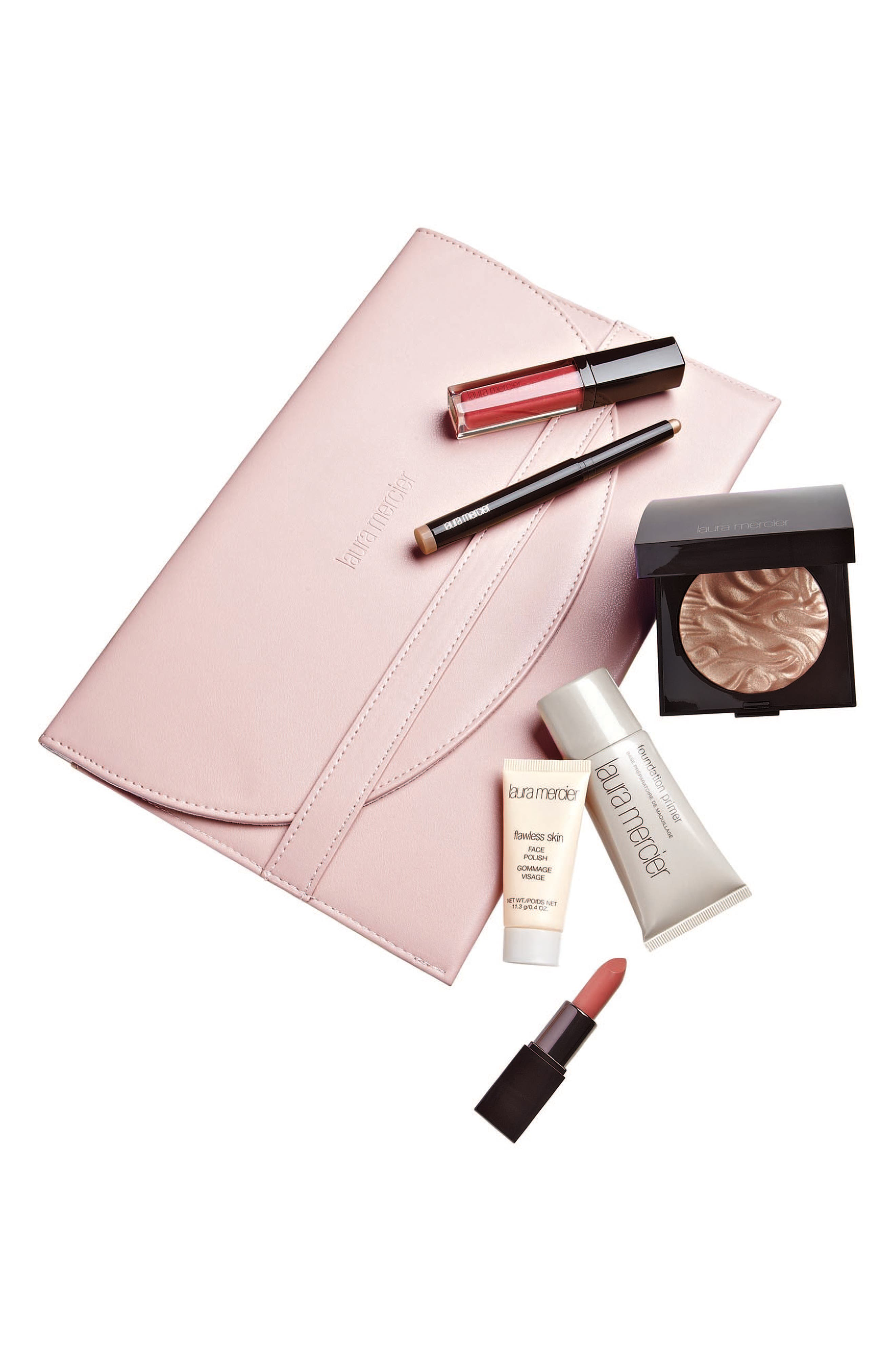 Alternate Image 1 Selected - Laura Mercier Glam & Glow Set (Nordstrom Exclusive) ($146 Value)
