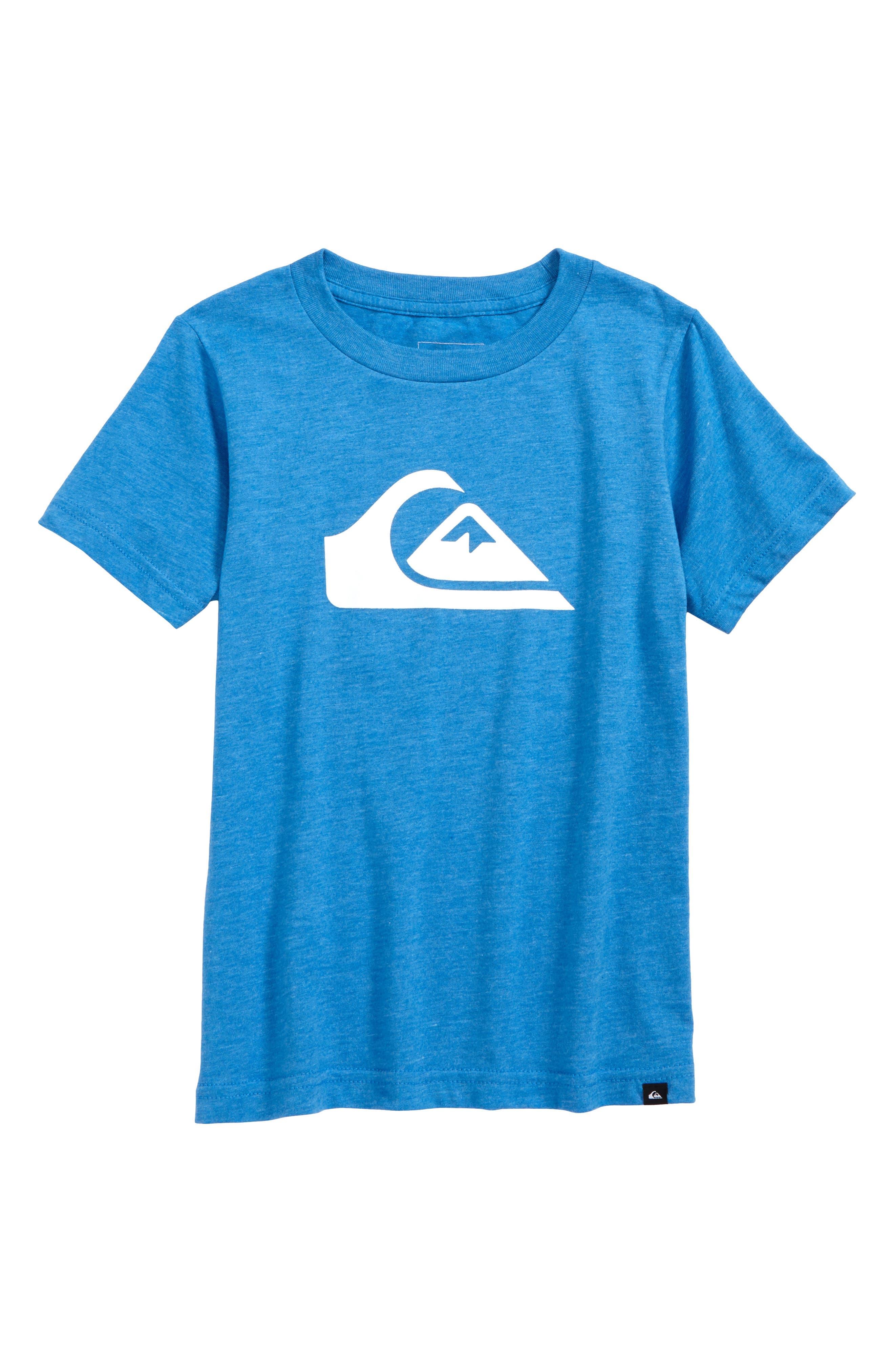 Quiksilver Logo Graphic T-Shirt (Toddler Boys & Little Boys)