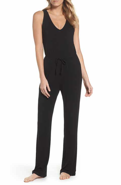 BB Dakota Catalina Knit Lounge Jumpsuit
