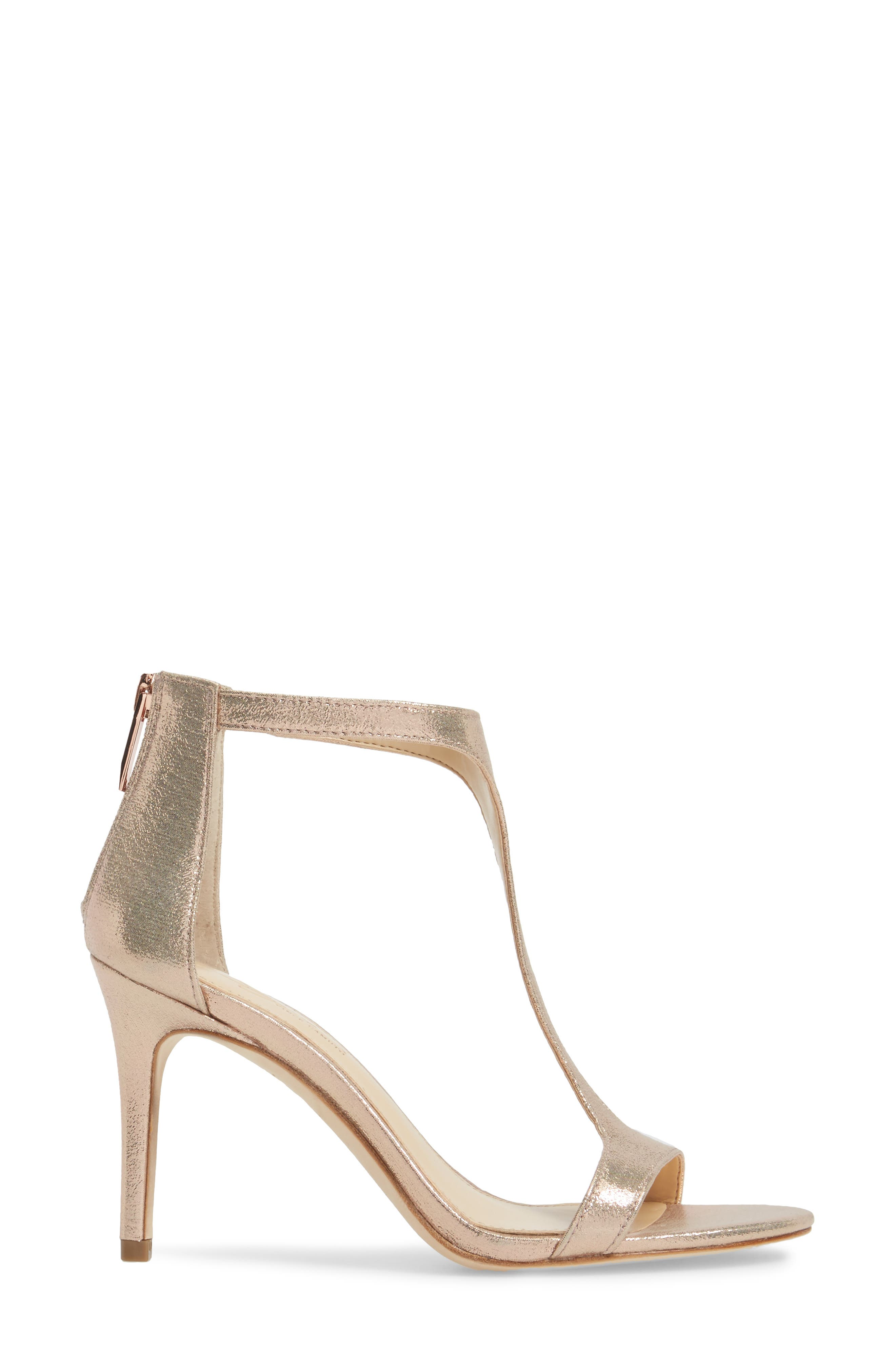 Alternate Image 3  - Imagine by Vince Camuto 'Phoebe' Embellished T-Strap Sandal (Women)