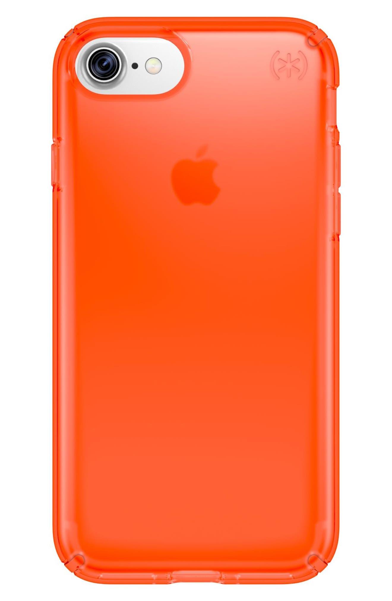 Speck Presidio Clear iPhone 6/6s/7/8 Plus Case