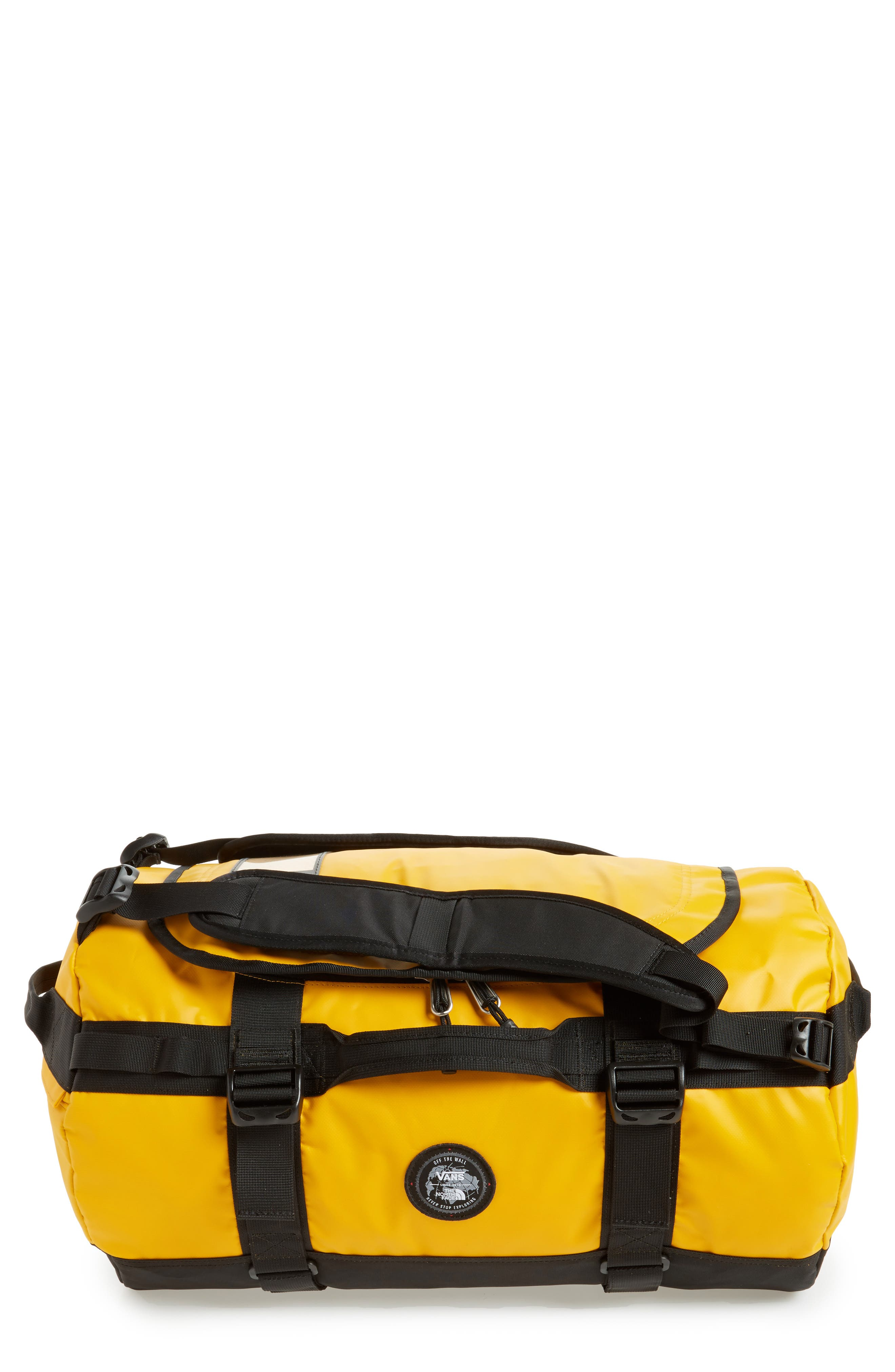 Vans x The North Face Base Camp Duffel Bag