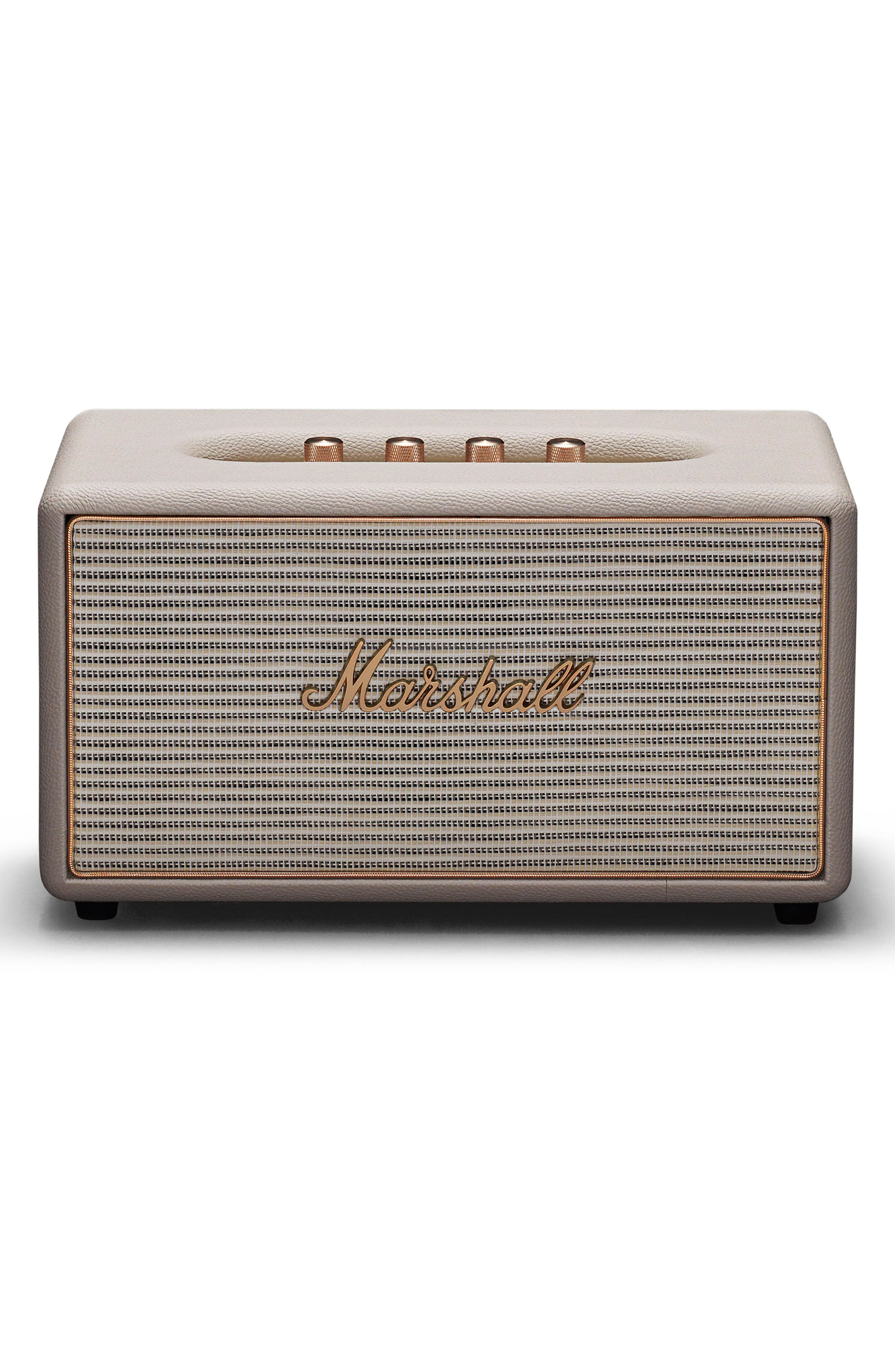 Stanmore Multi Room WiFi & Bluetooth Speaker,                             Main thumbnail 1, color,                             Cream