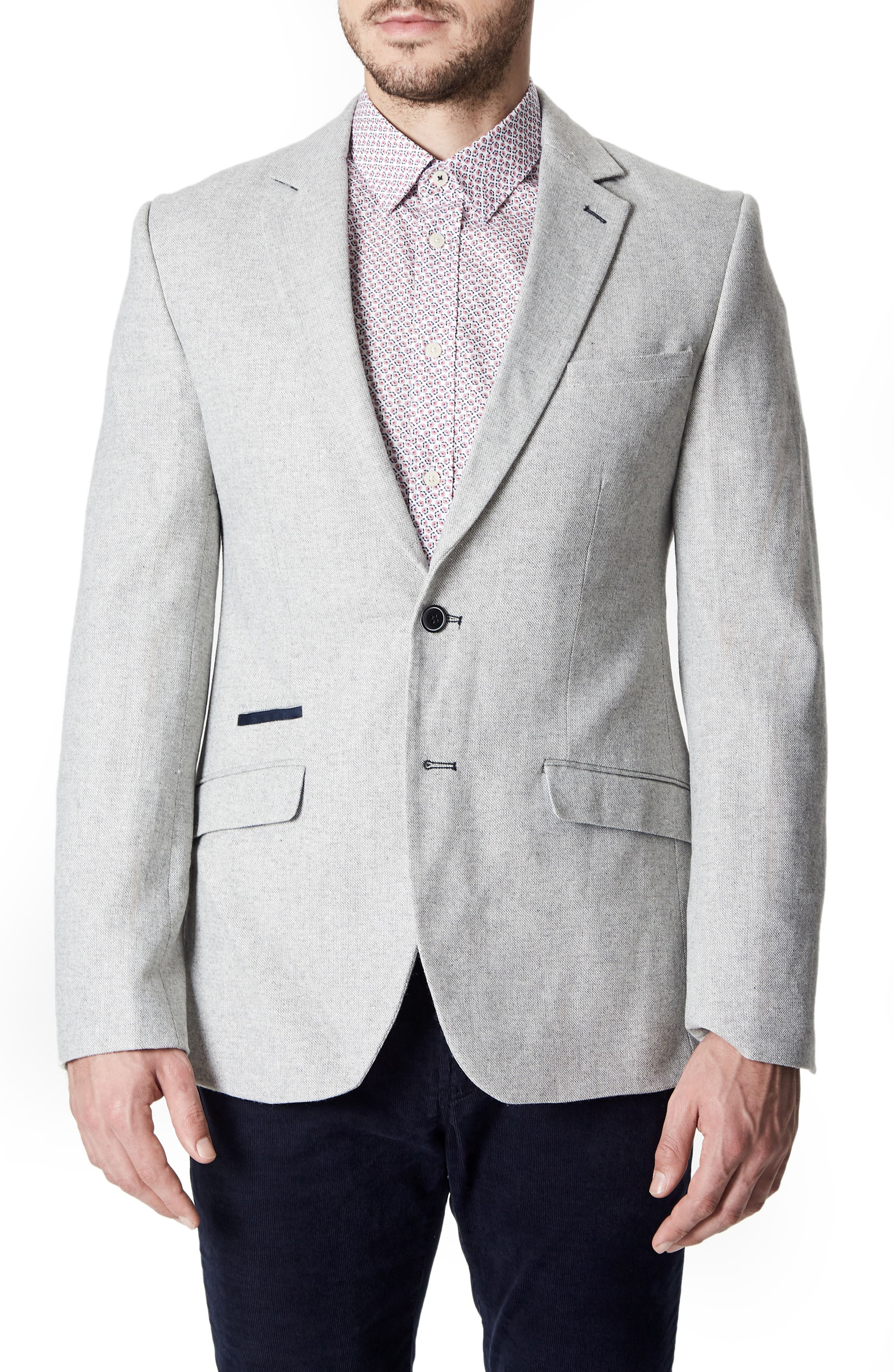 Alternate Image 1 Selected - 7 Diamonds Leece Casual Blazer