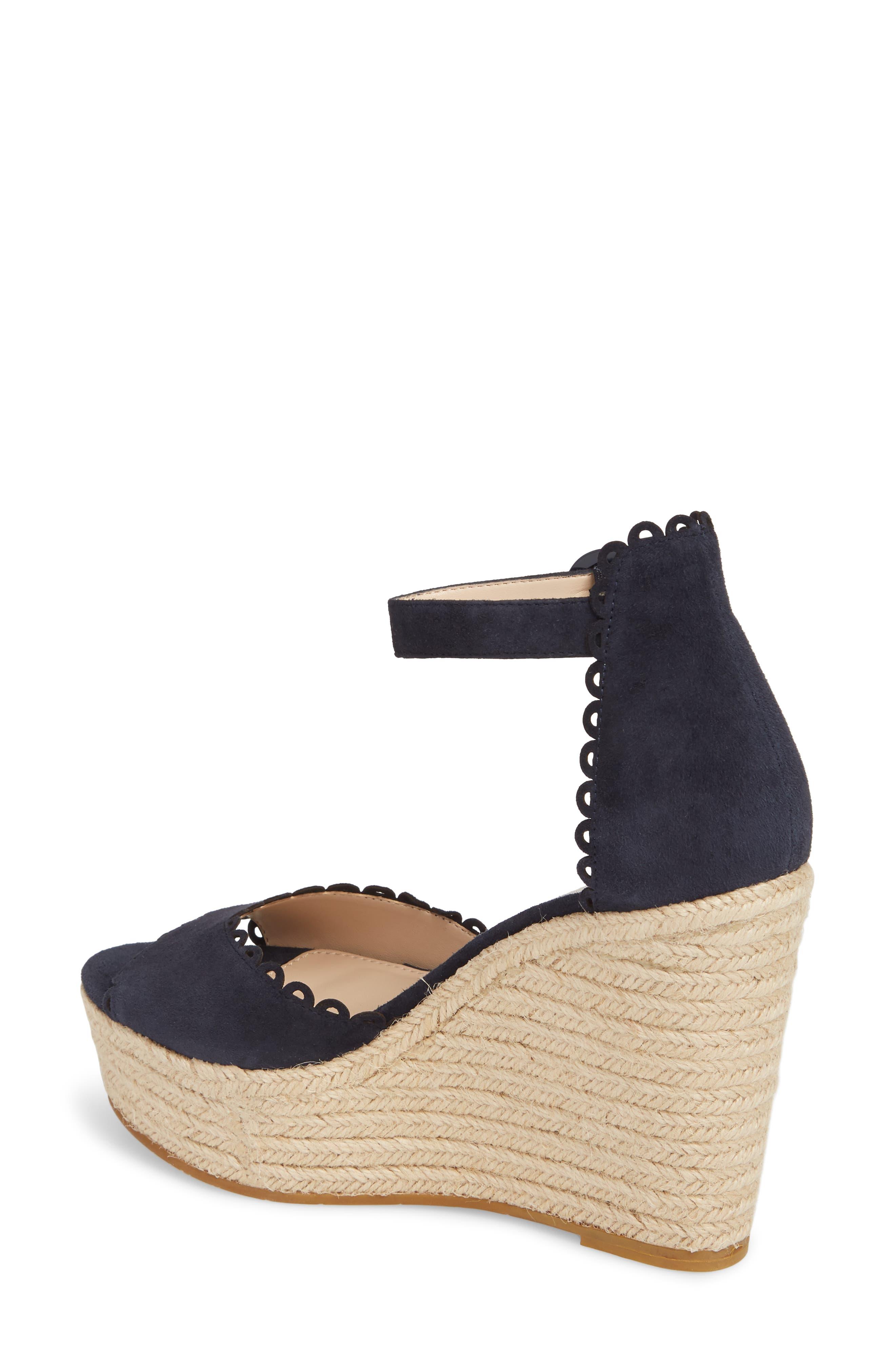 Alternate Image 2  - Pelle Moda Raine Platform Espadrille Sandal (Women)