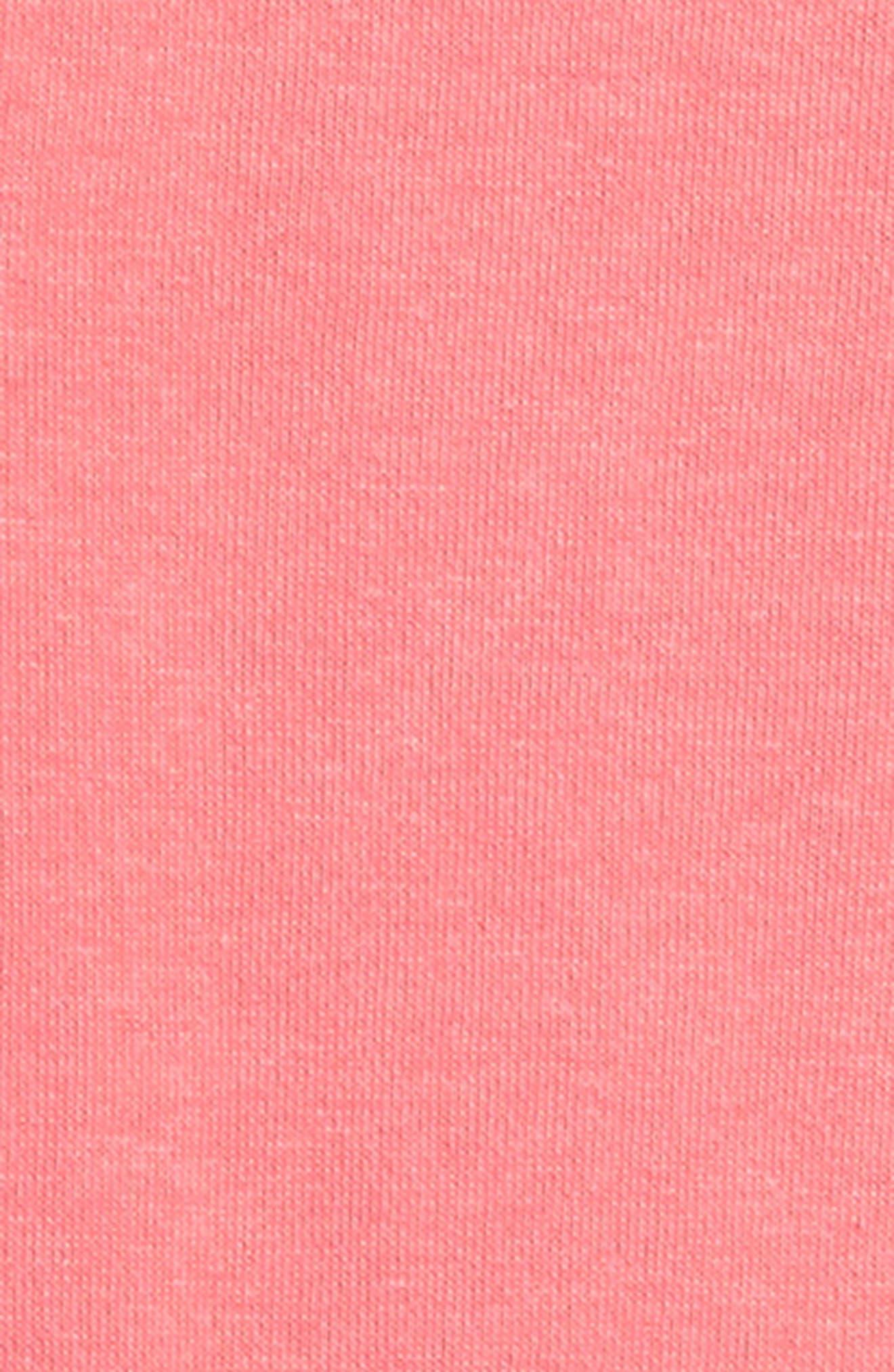 Alternate Image 3  - C & C California Sweatshirt Dress (Big Girls)