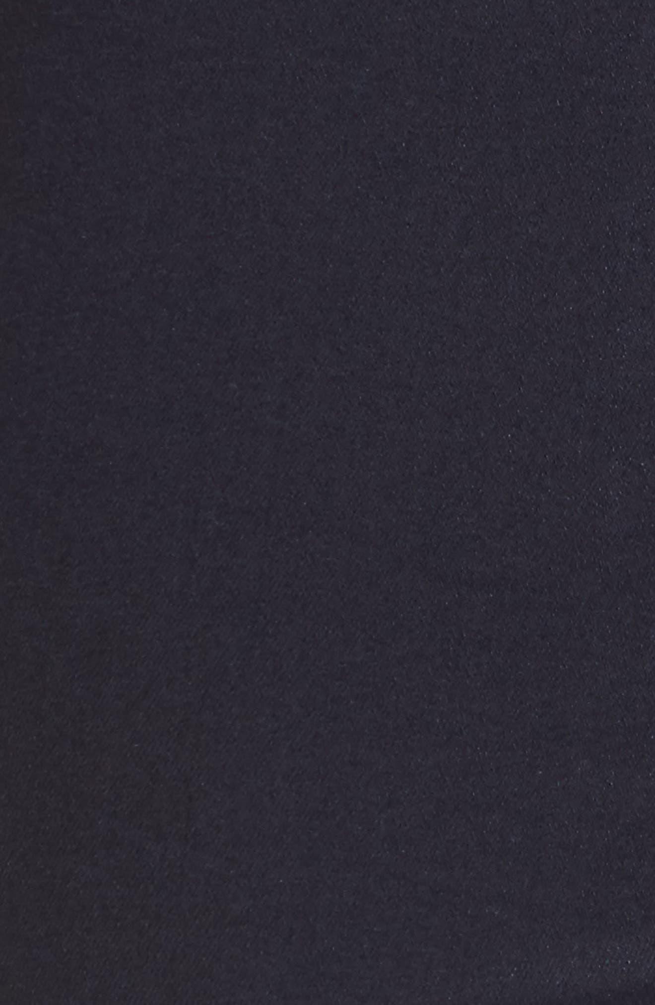 Alternate Image 5  - Mavi Jeans 'Alexa' Midrise Skinny Jeans (Dark Shanty)