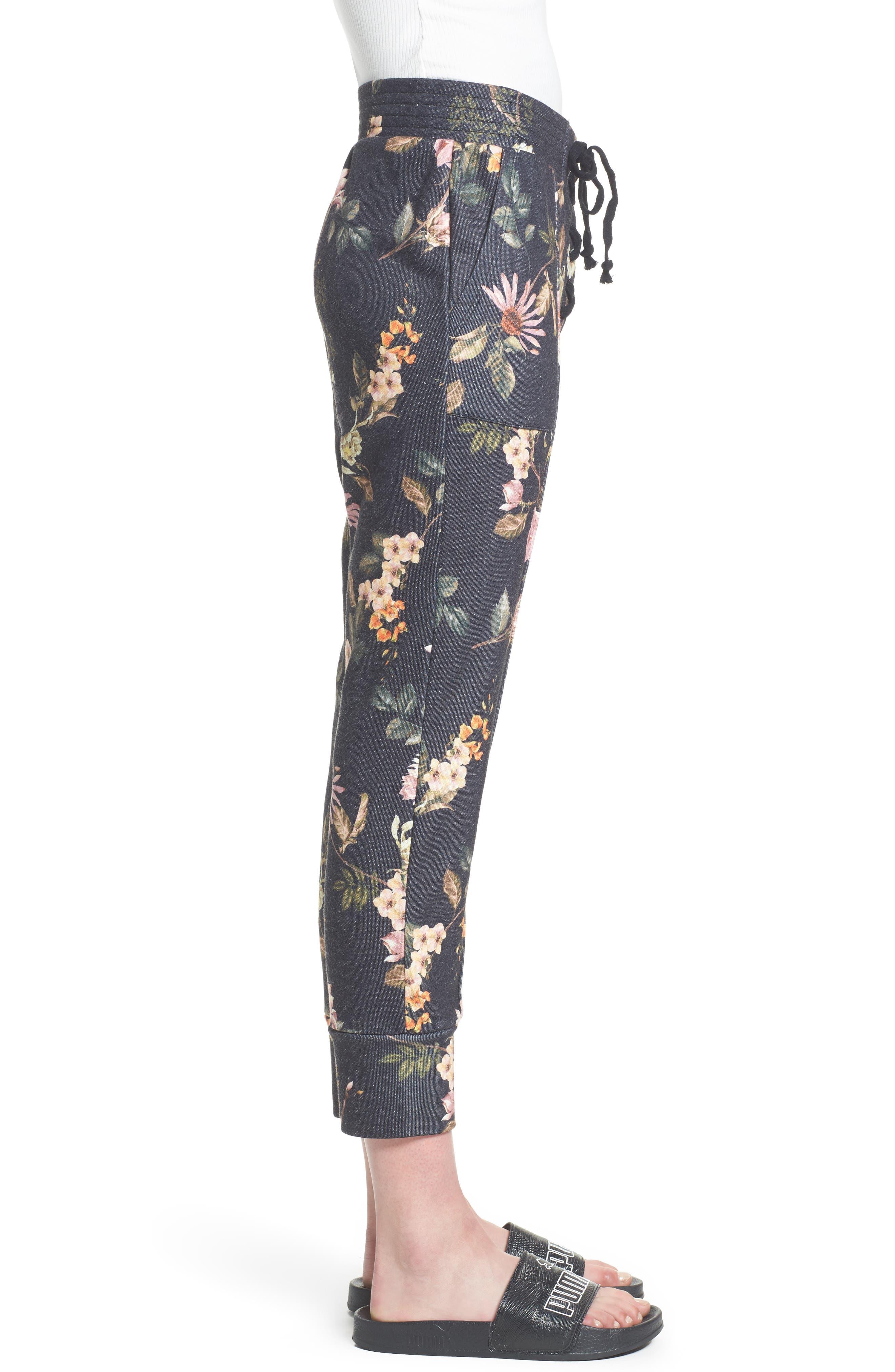 Alternate Image 3  - AFRM Lace-Up Jogger Pants