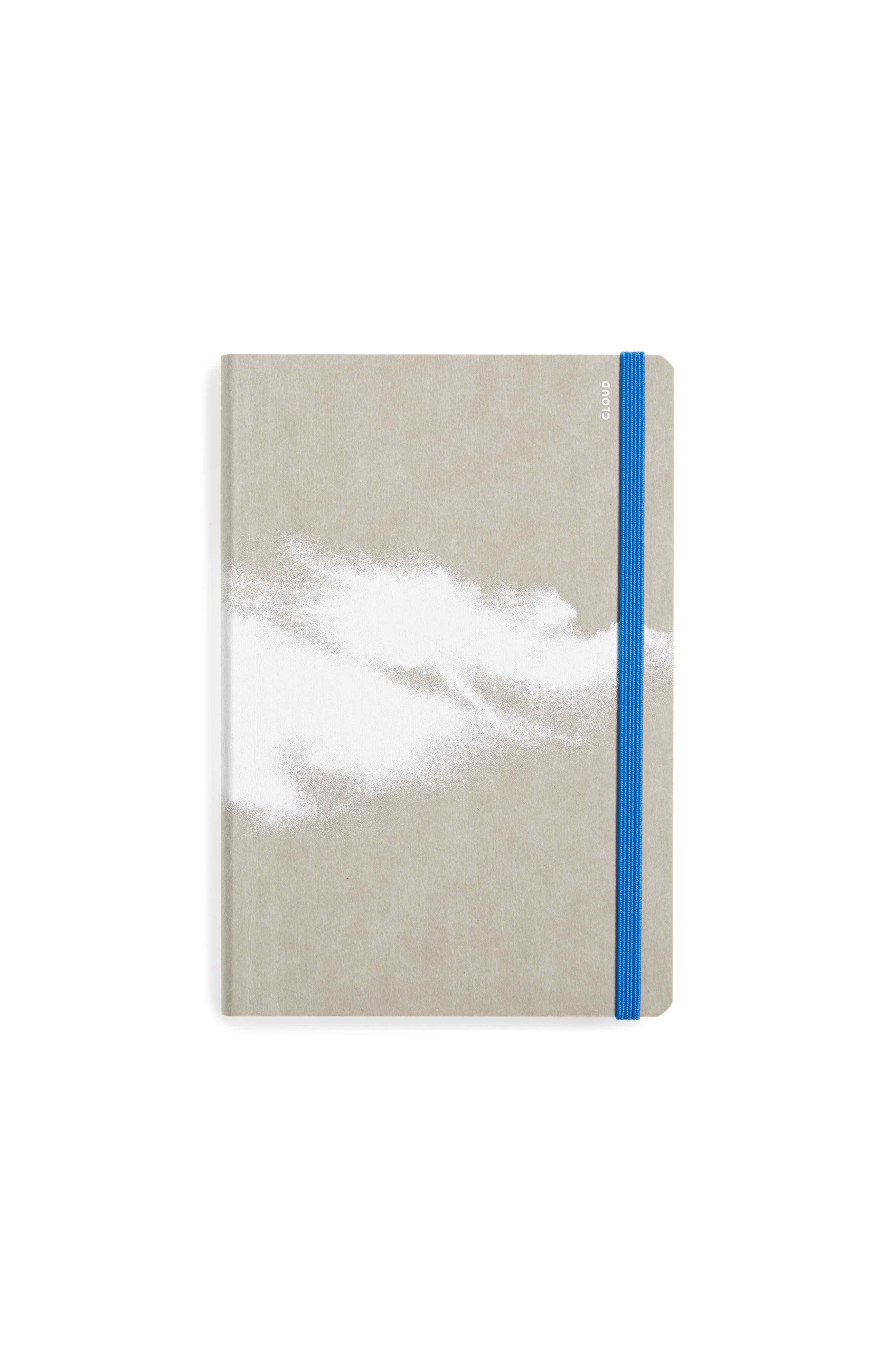 MoMA Design Store nuuna Clouds Inspiration Notebook