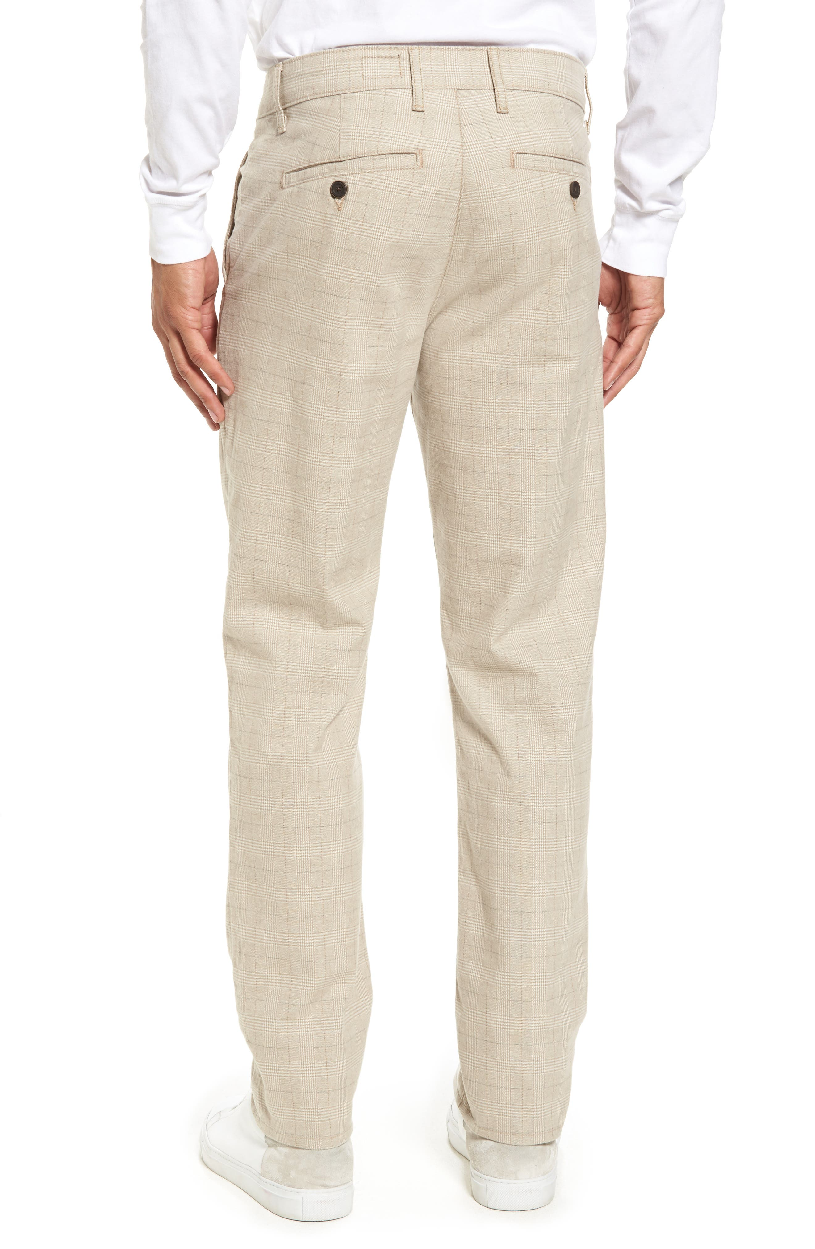 Marshall Slim Fit Pants,                             Alternate thumbnail 2, color,                             Silica Sand