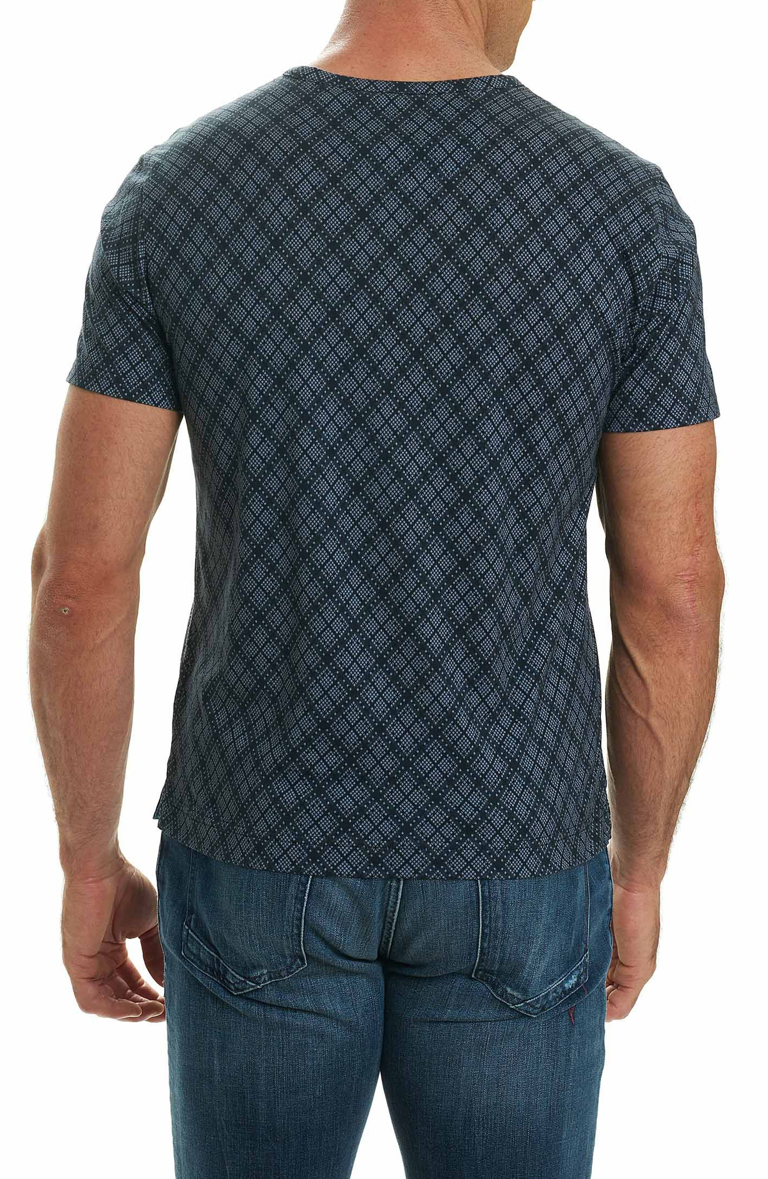 Alternate Image 2  - Robert Graham Tirana Print T-Shirt