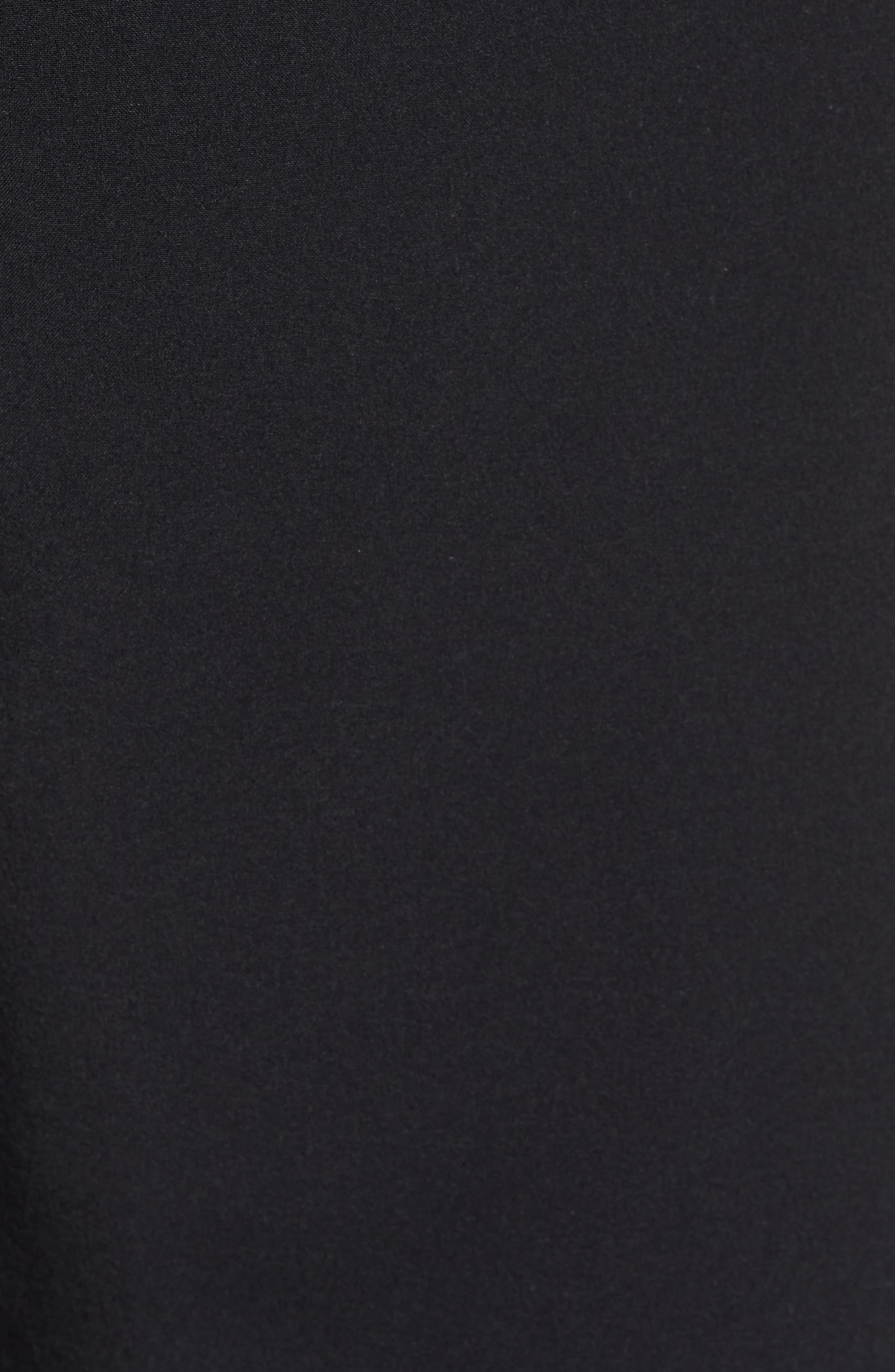 Flex Hybrid Athletic Shorts,                             Alternate thumbnail 5, color,                             Black