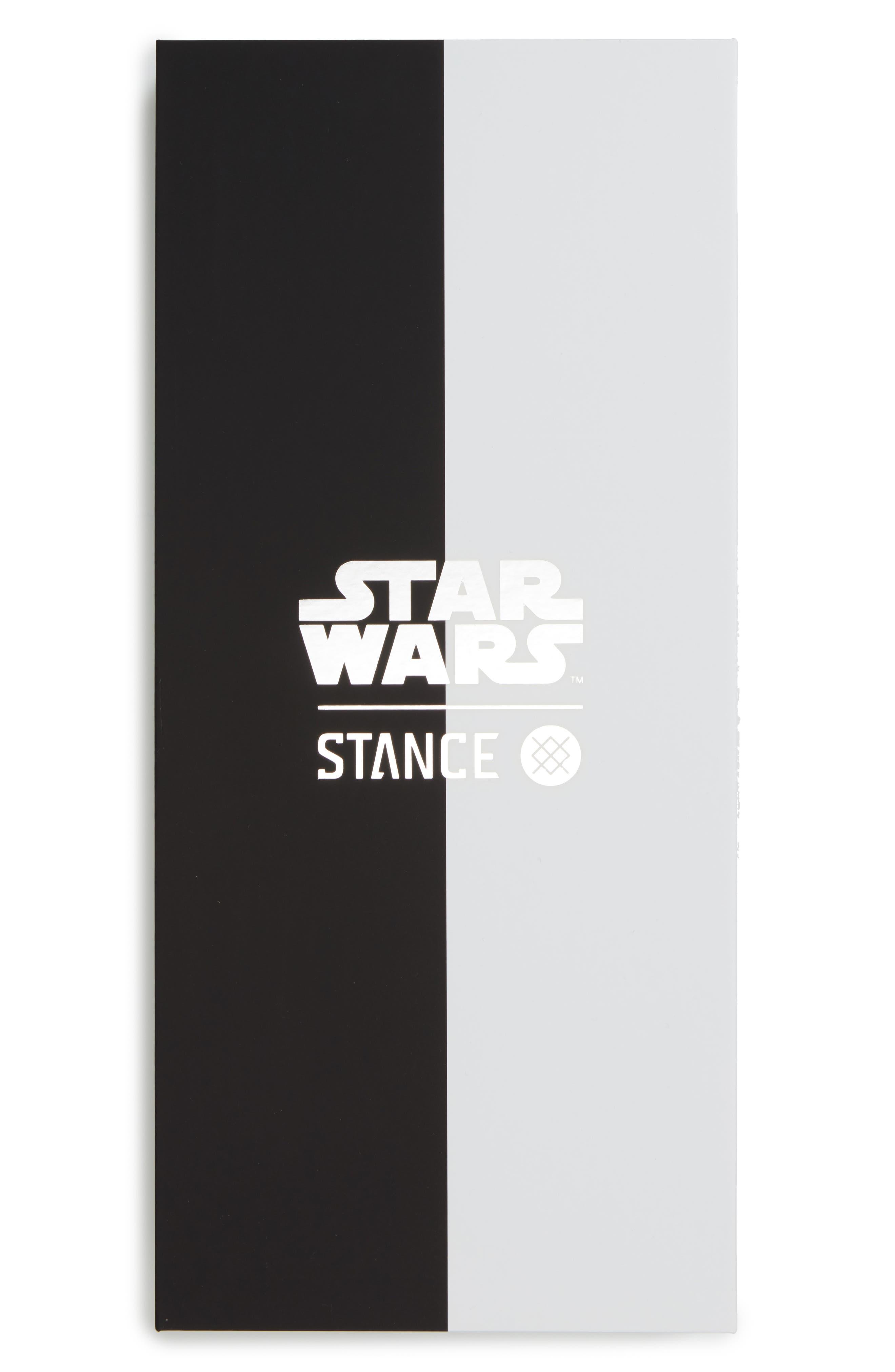 Star Wars<sup>™</sup> 6-Pack Sock Gift Set,                             Alternate thumbnail 2, color,                             Grey Multi