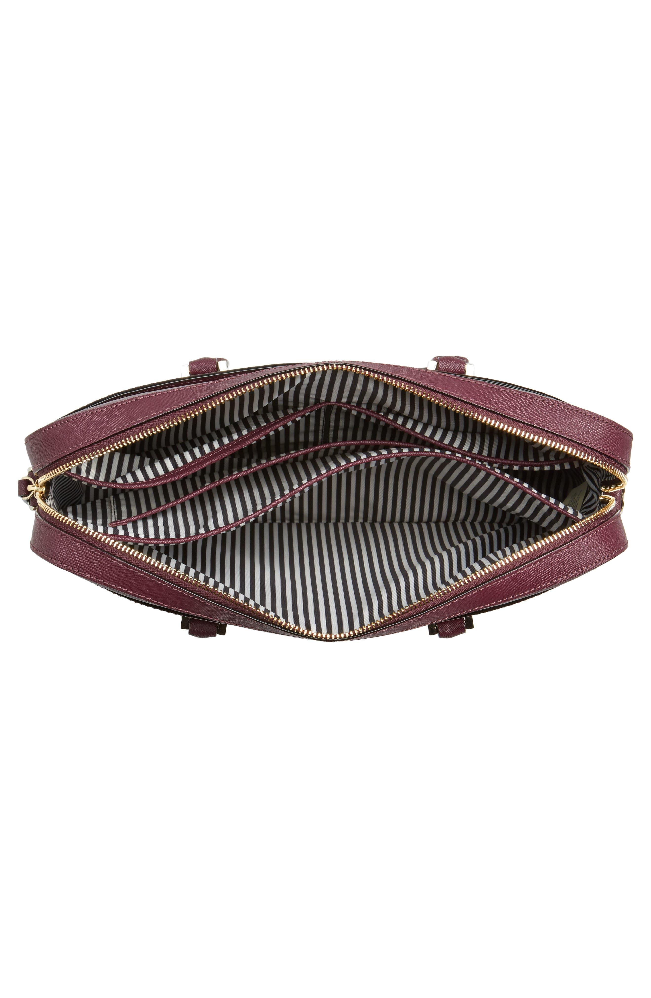 Alternate Image 5  - kate spade new york saffiano leather laptop bag