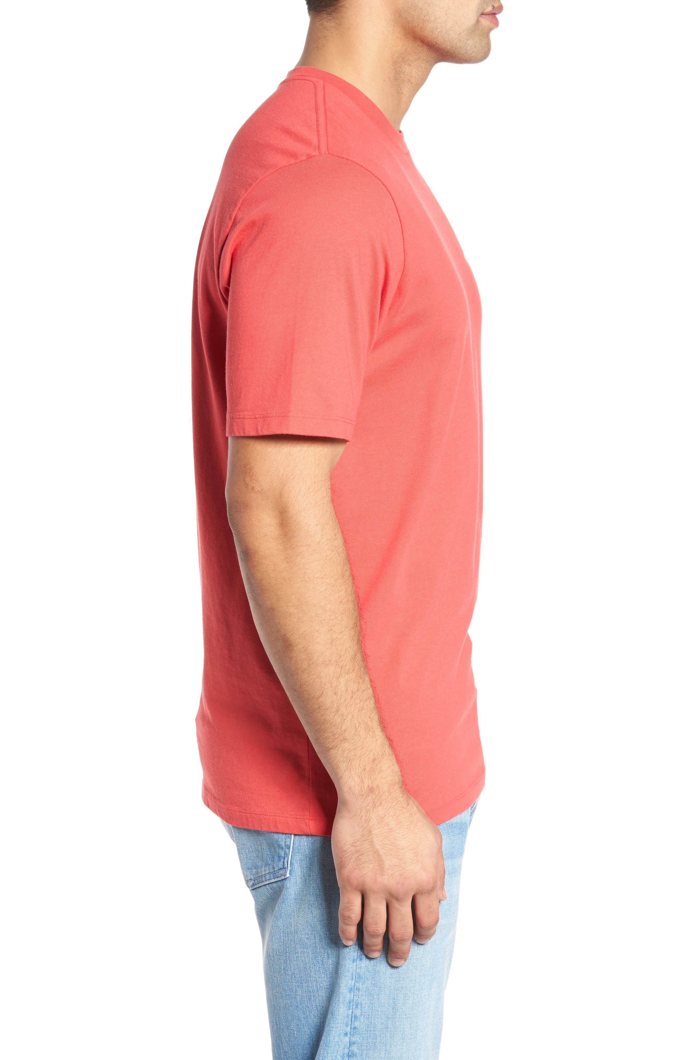 Grate Outdoors T-Shirt,                             Alternate thumbnail 3, color,                             Pomodoro