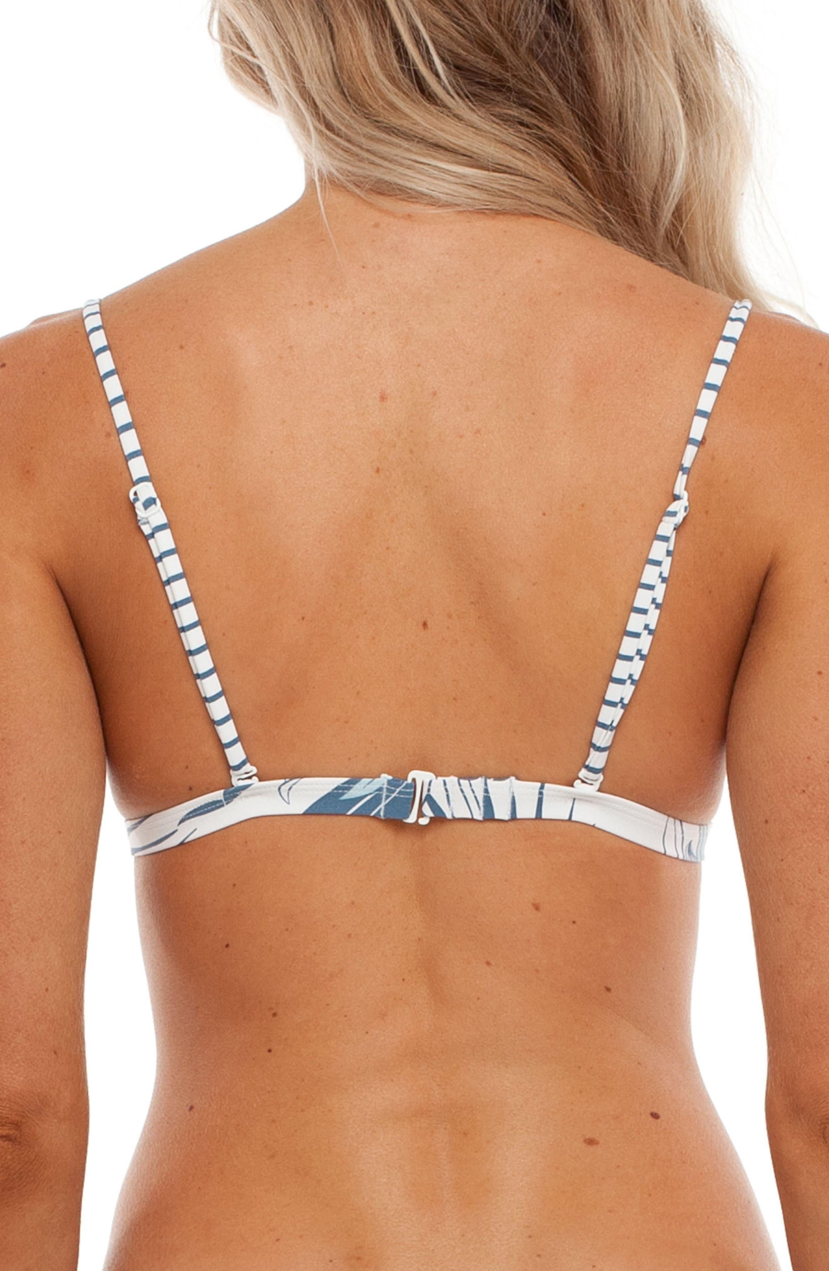 Alternate Image 2  - Rhythm Honolulu Triangle Bikini Top