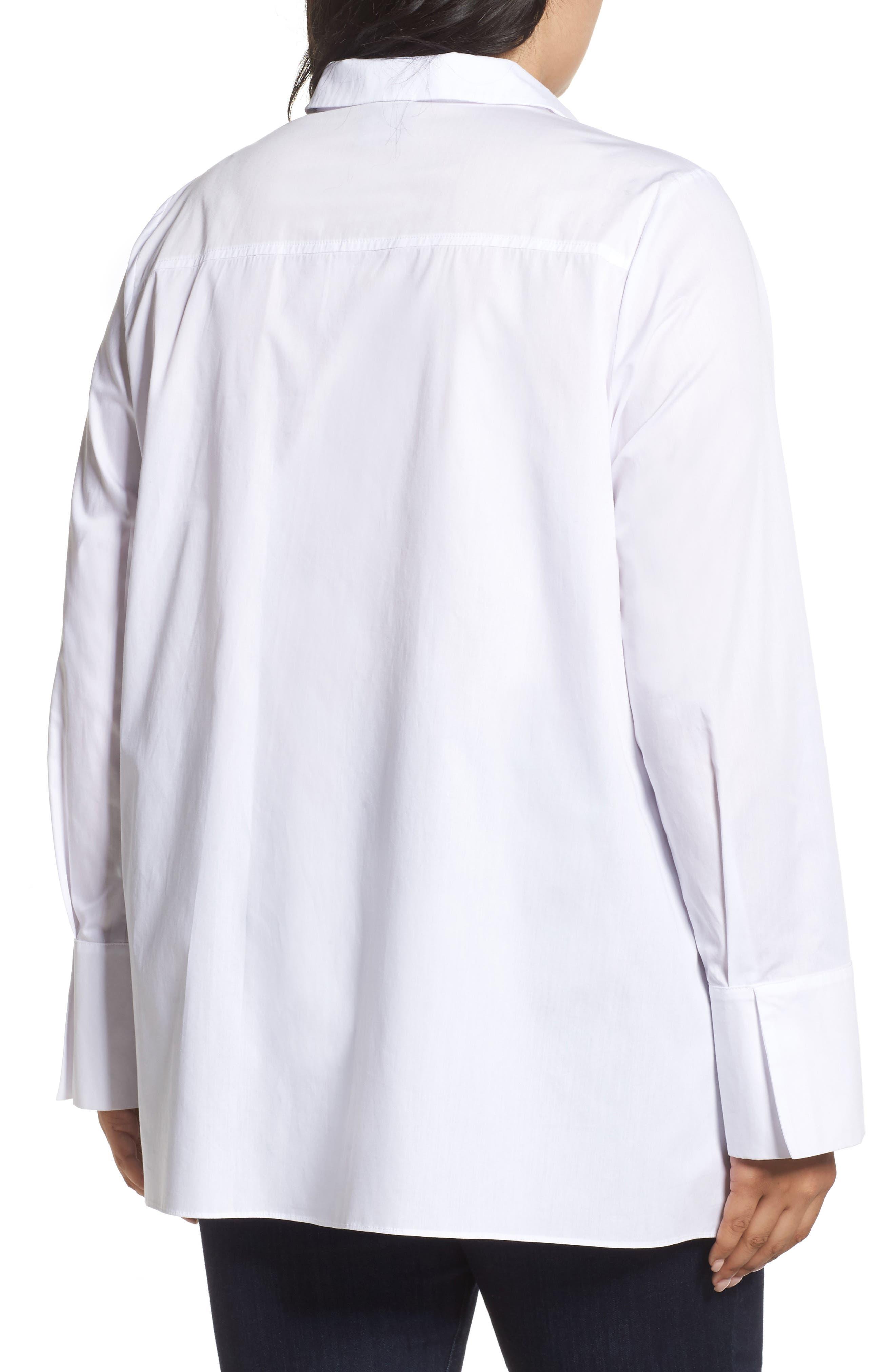 Fato Shirt,                             Alternate thumbnail 2, color,                             White