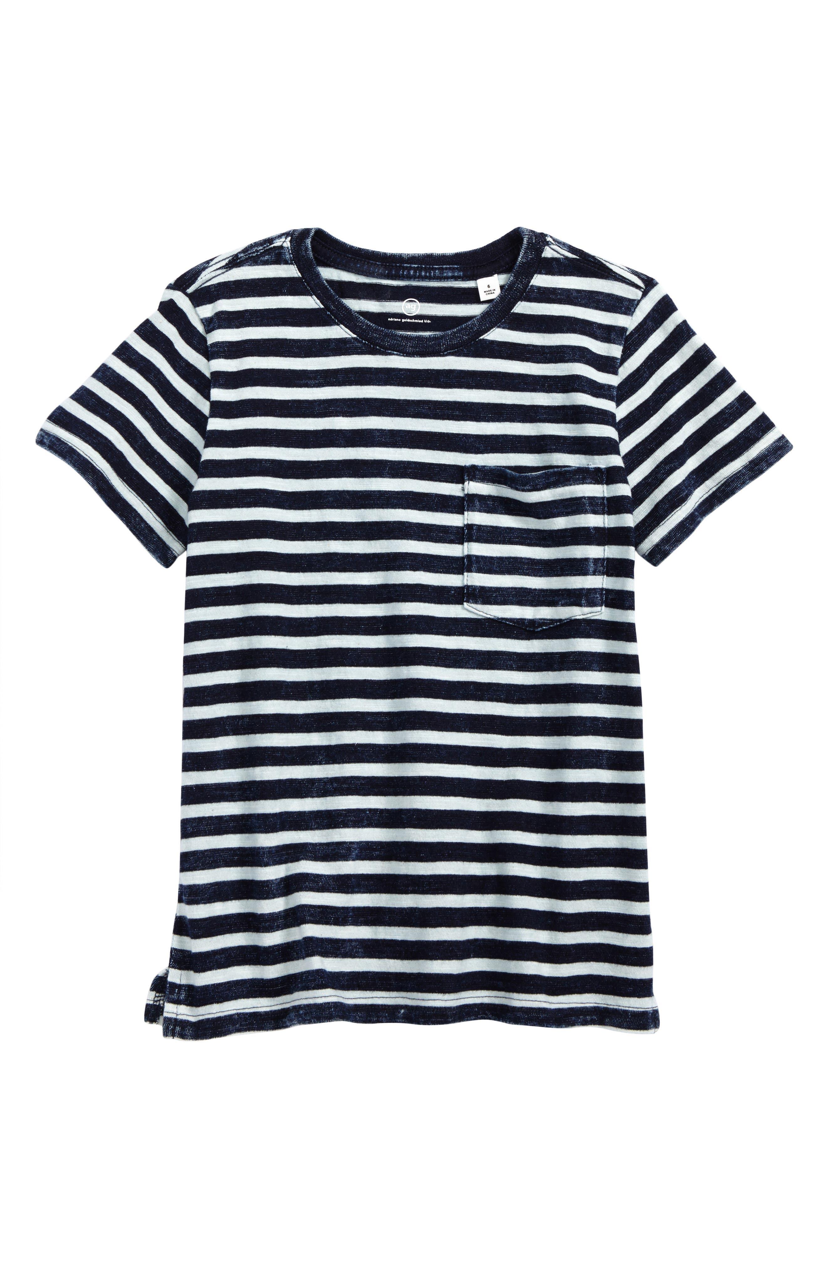 Alternate Image 1 Selected - AG Acid Wash T-Shirt (Little Boys & Big Boys)