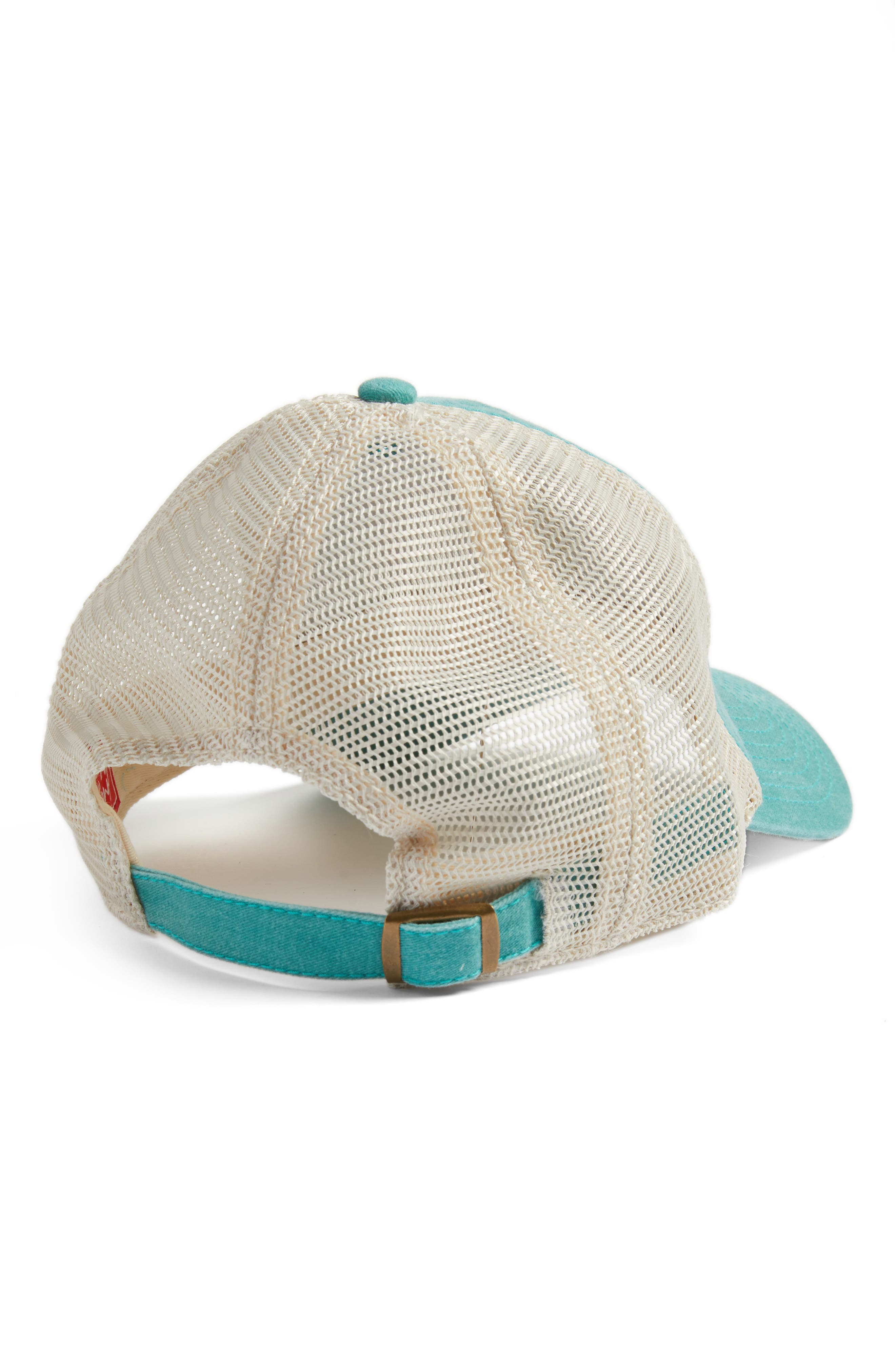 Alternate Image 2  - American Needle Ravenswood - Destination Malibu Hat