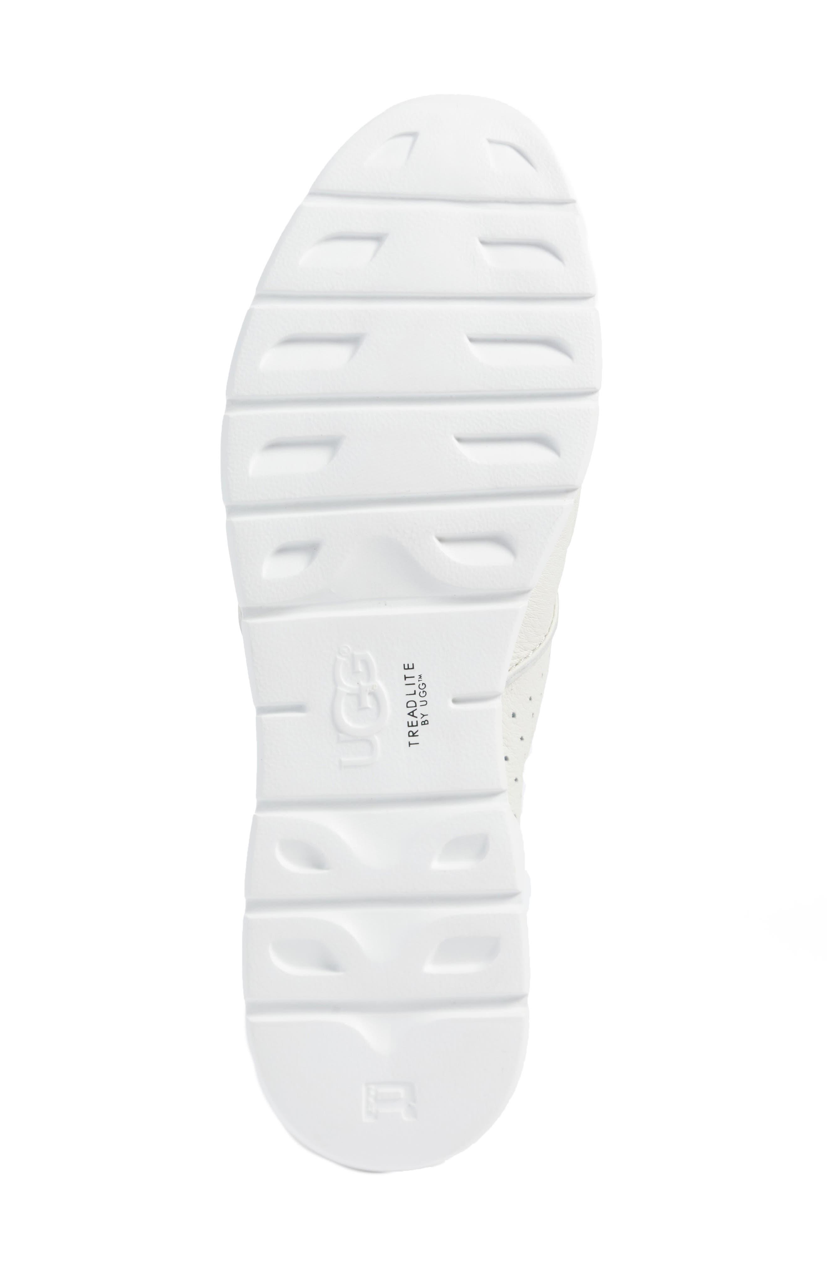 Alternate Image 6  - UGG® Tye Sneaker (Women)