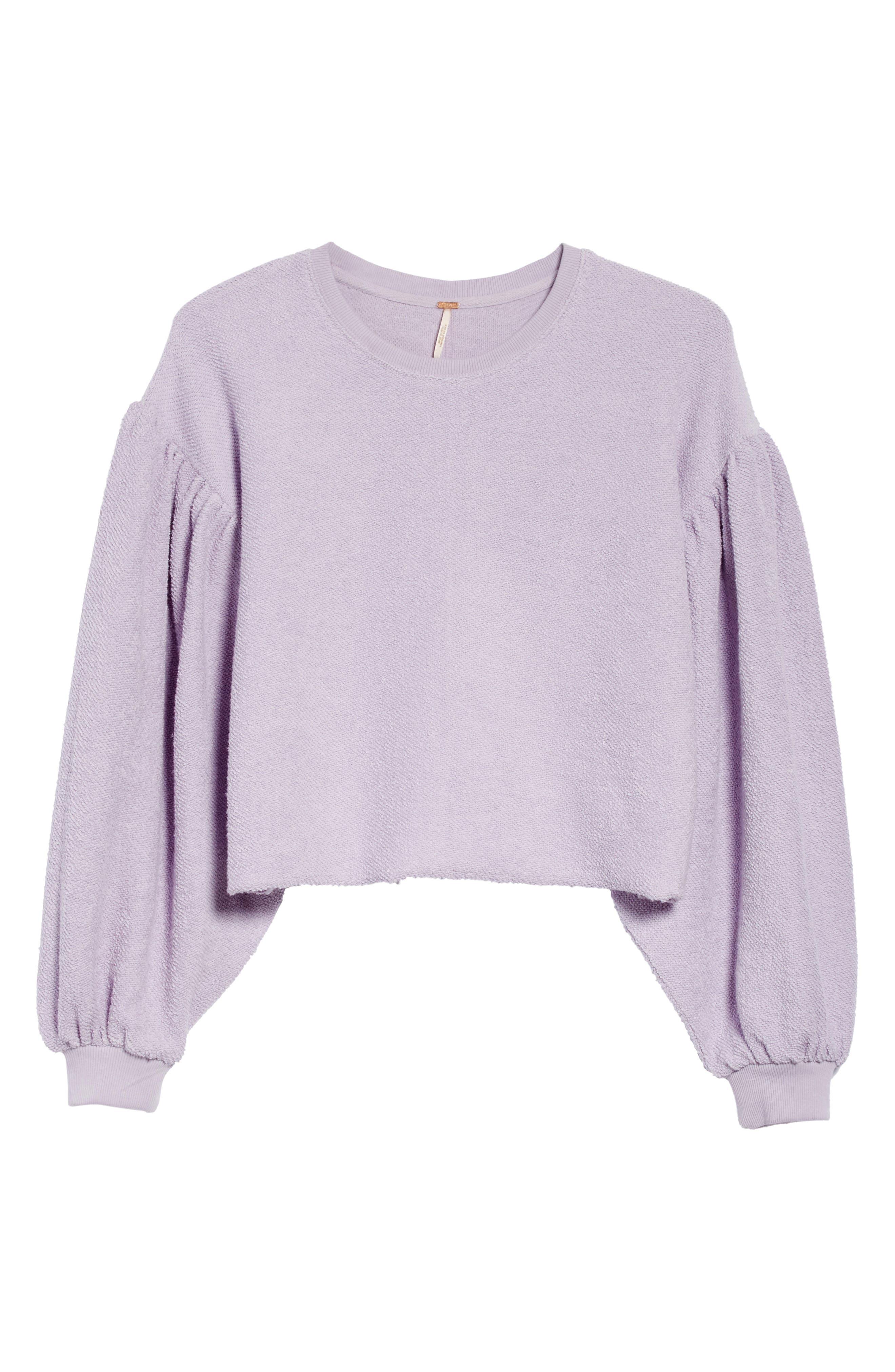 Alternate Image 6  - Free People Sleeves like These Sweater