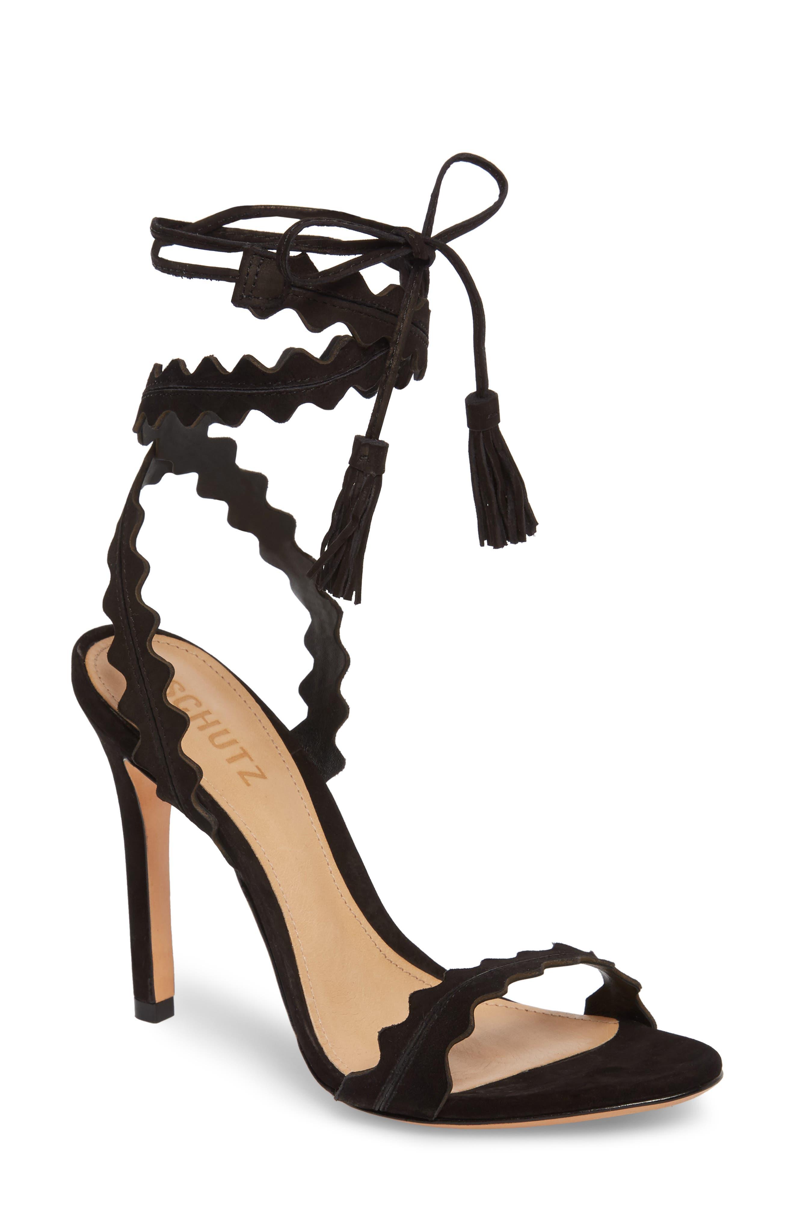Schutz Lisana Wraparound Sandal (Women)