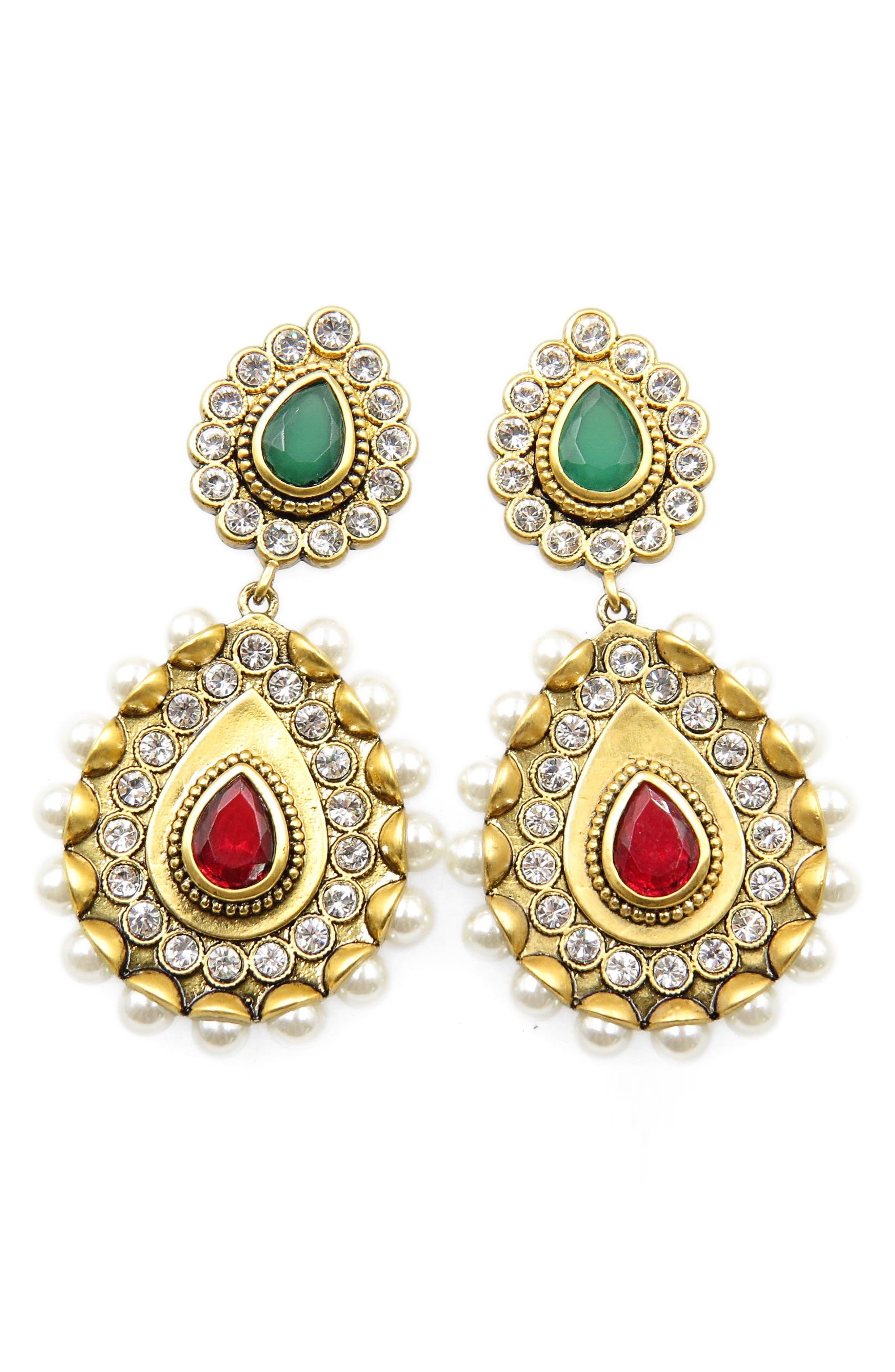 Alternate Image 1 Selected - Asa Kaftans Drop Earrings
