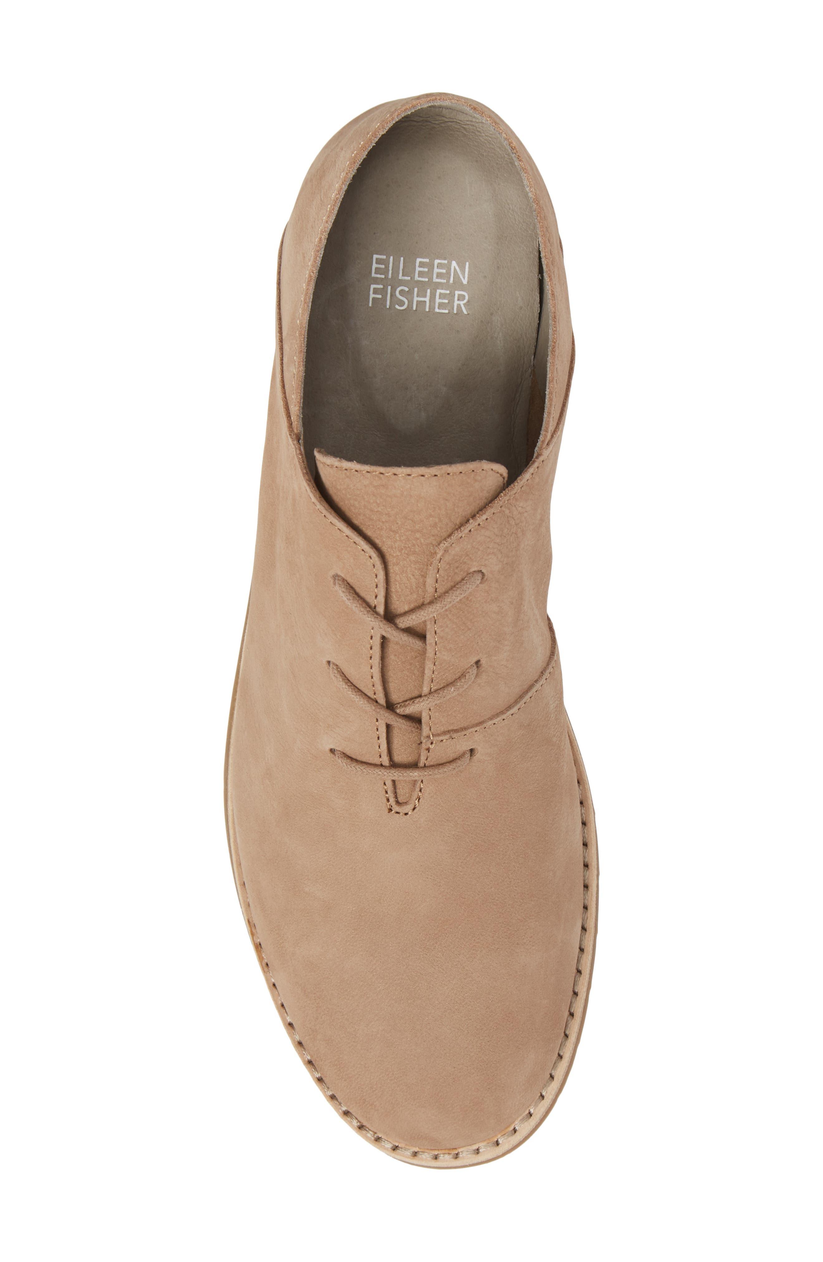 Alternate Image 5  - Eileen Fisher Fresno Oxford Flat (Women)