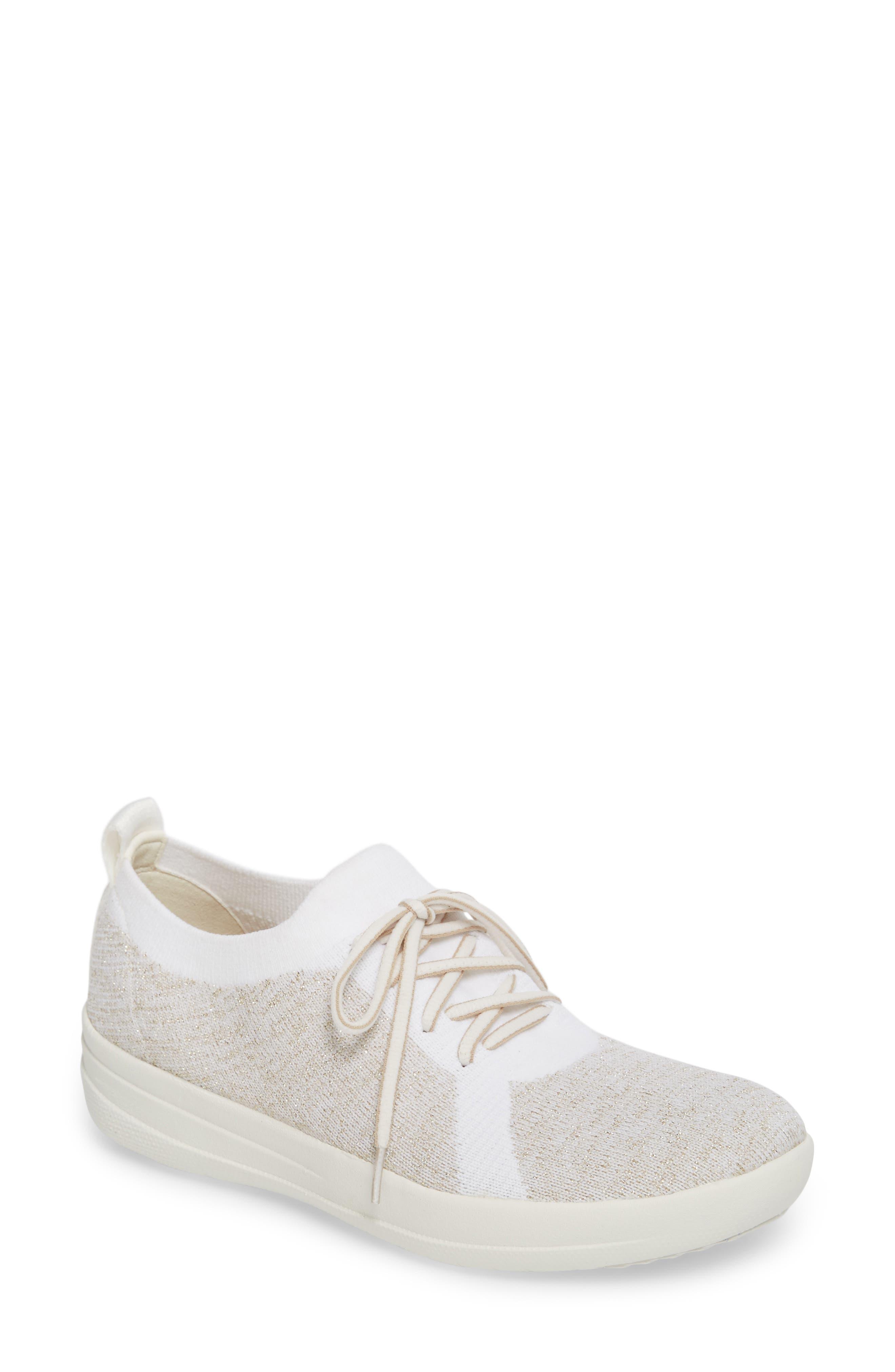 FitFlop Uberknit™ F-Sporty Sneaker (Women)