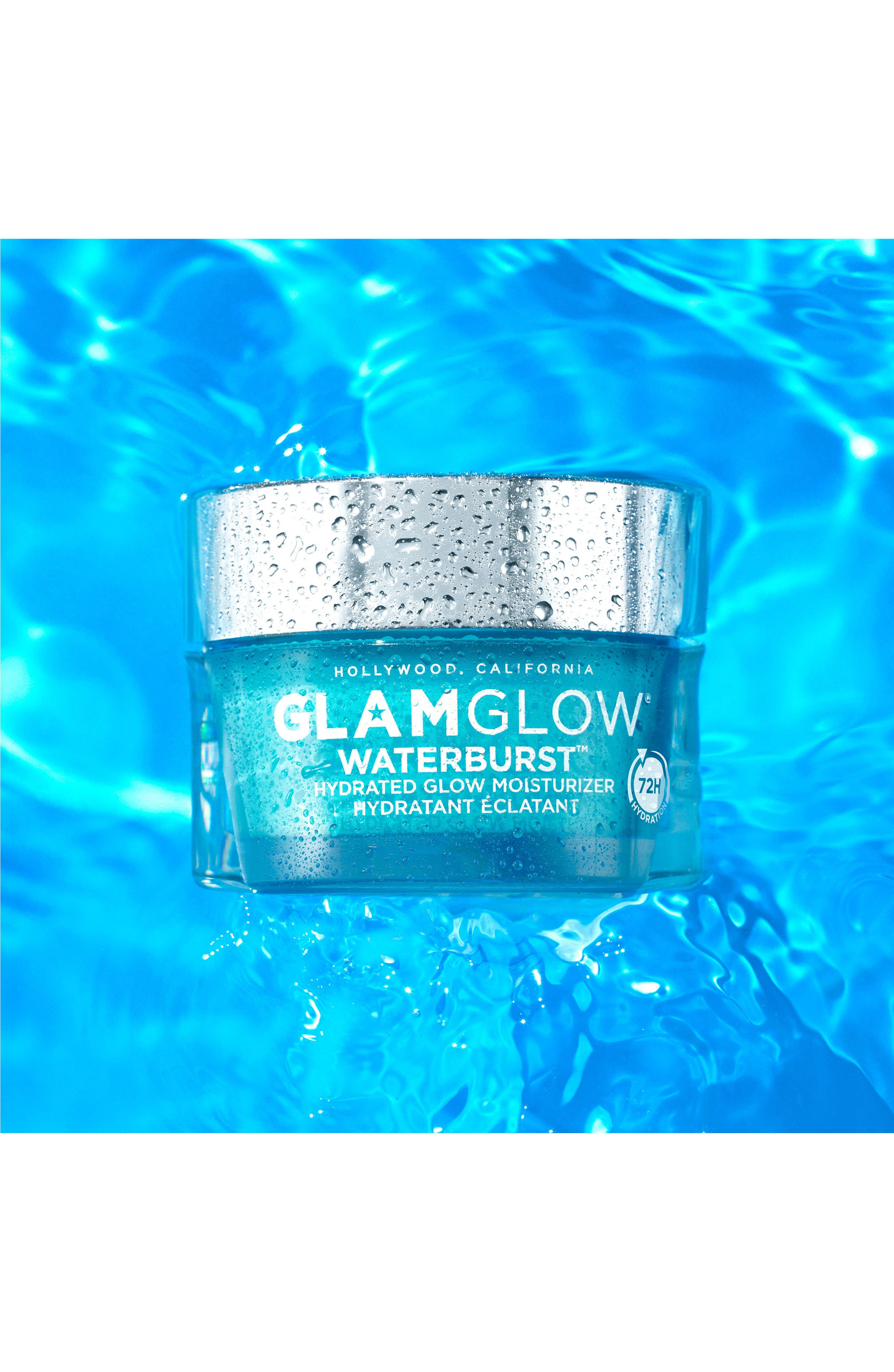 WATERBURST<sup>™</sup> Hydrated Glow Moisturizer,                             Alternate thumbnail 7, color,                             No Color