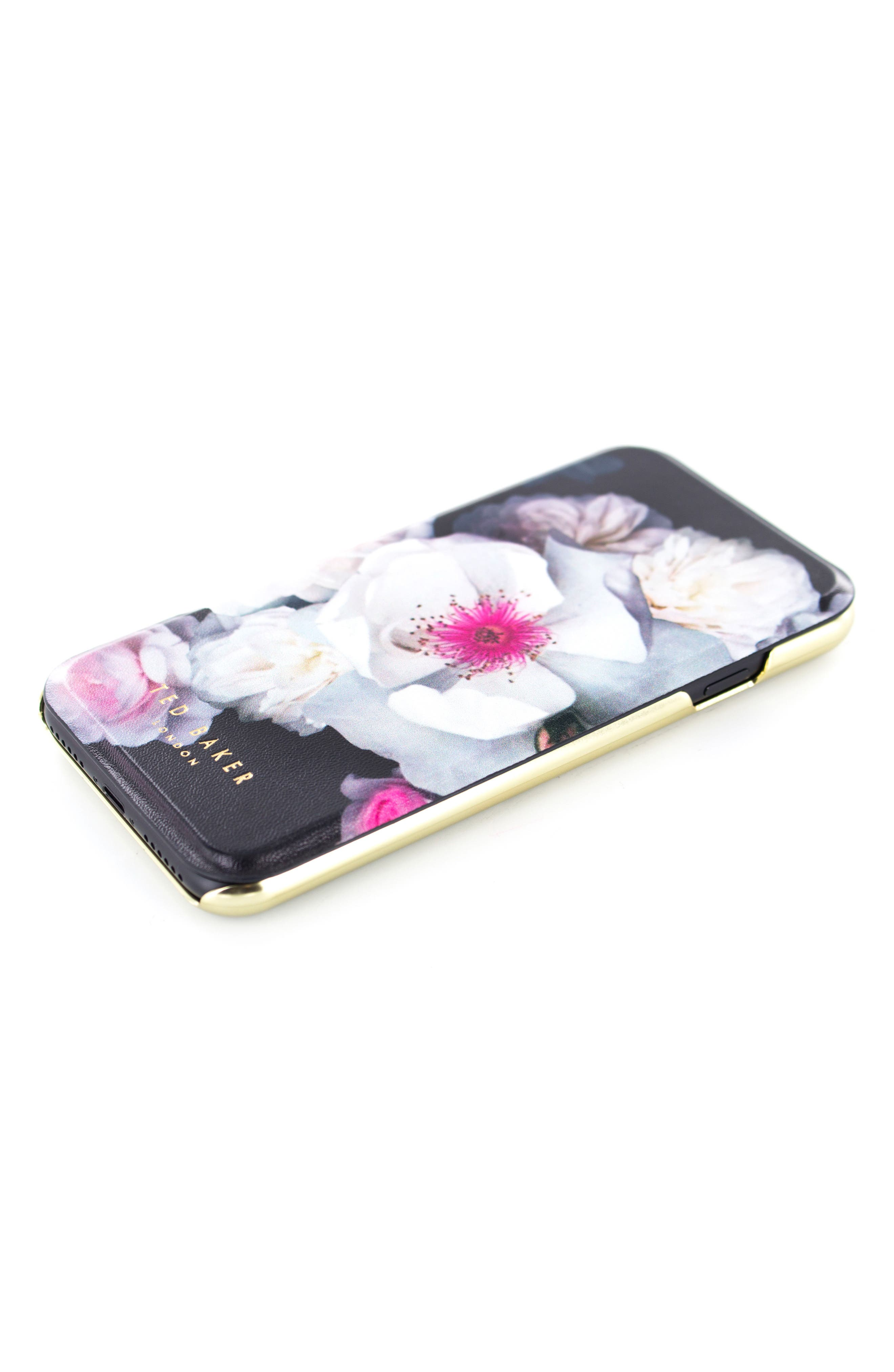Ted Baker London Chelsea iPhone 7/8 & 7/8 Plus Mirror Folio Case