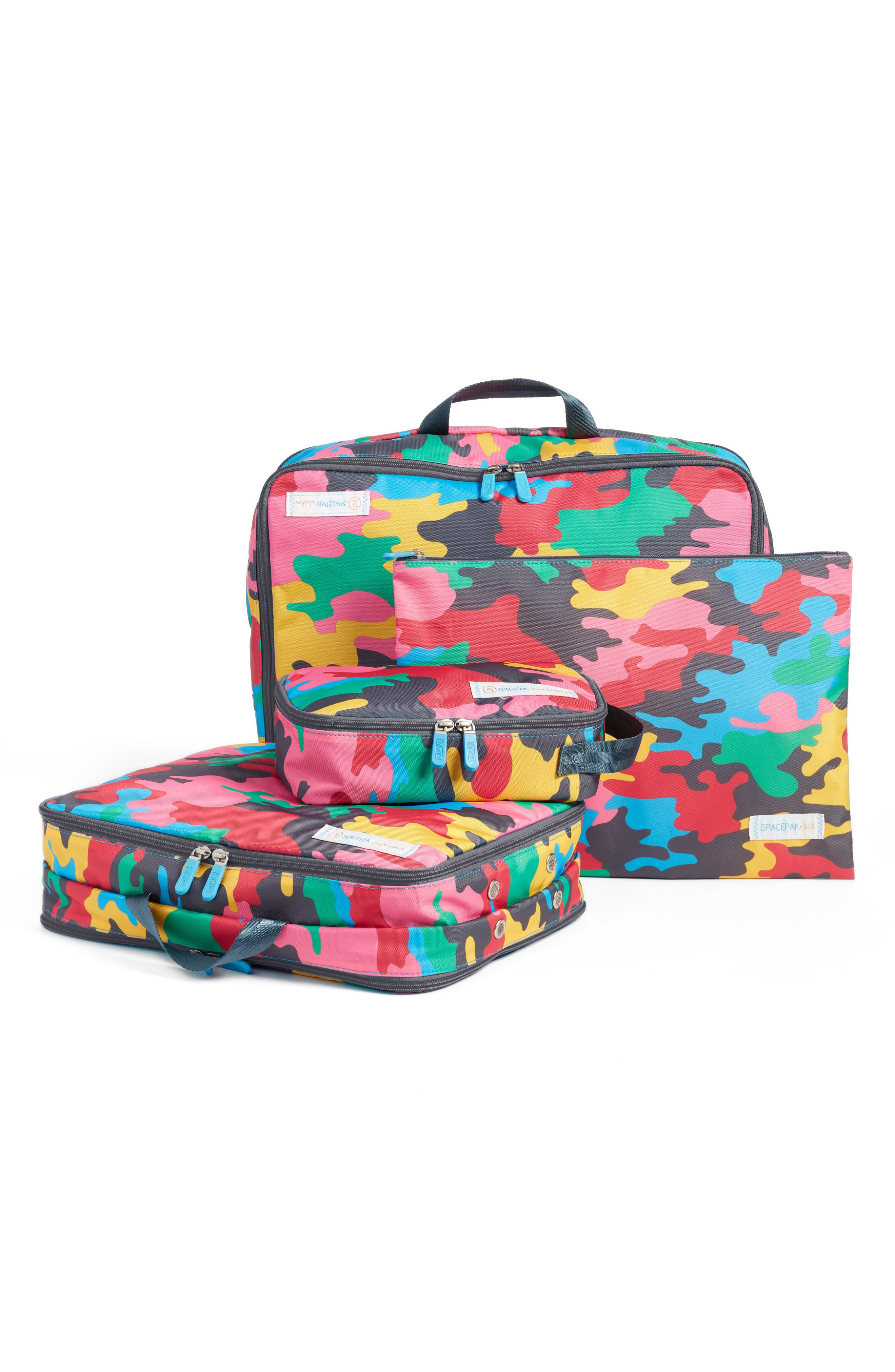 Main Image - Flight 001 Spacepak Packing Compression Bag Set