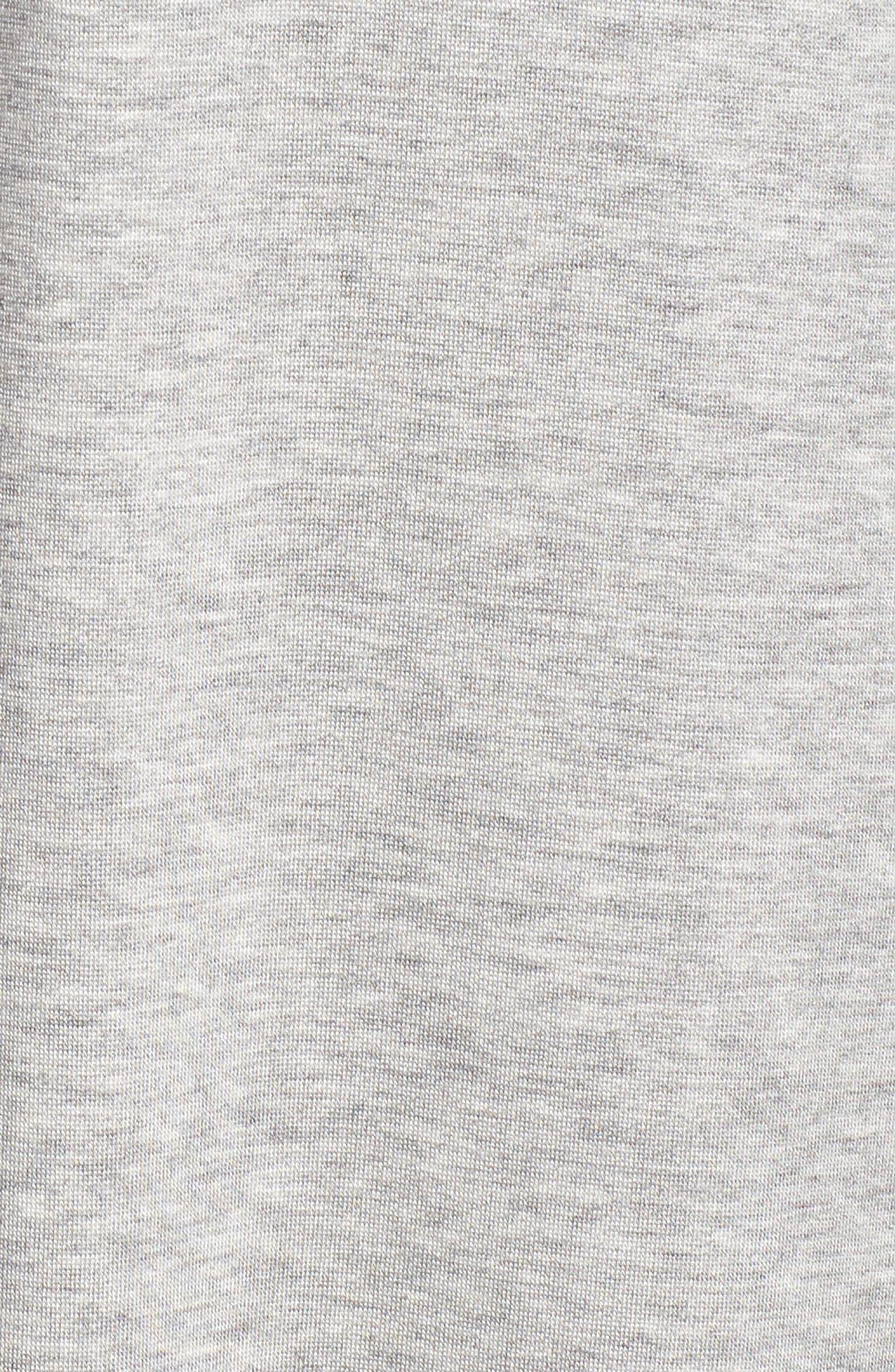 Alternate Image 5  - Eileen Fisher Front Zip Cardigan
