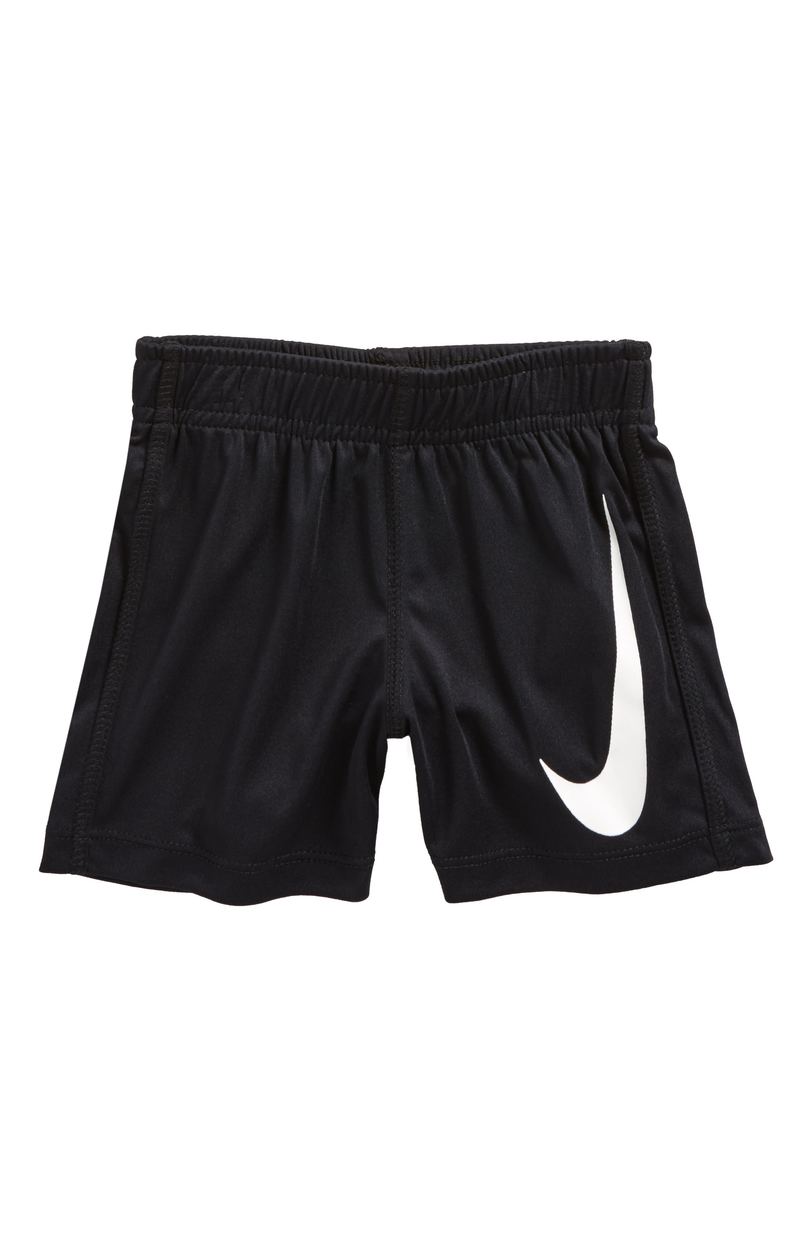 Alternate Image 1 Selected - Nike AOP Dry Shorts (Baby Boys)