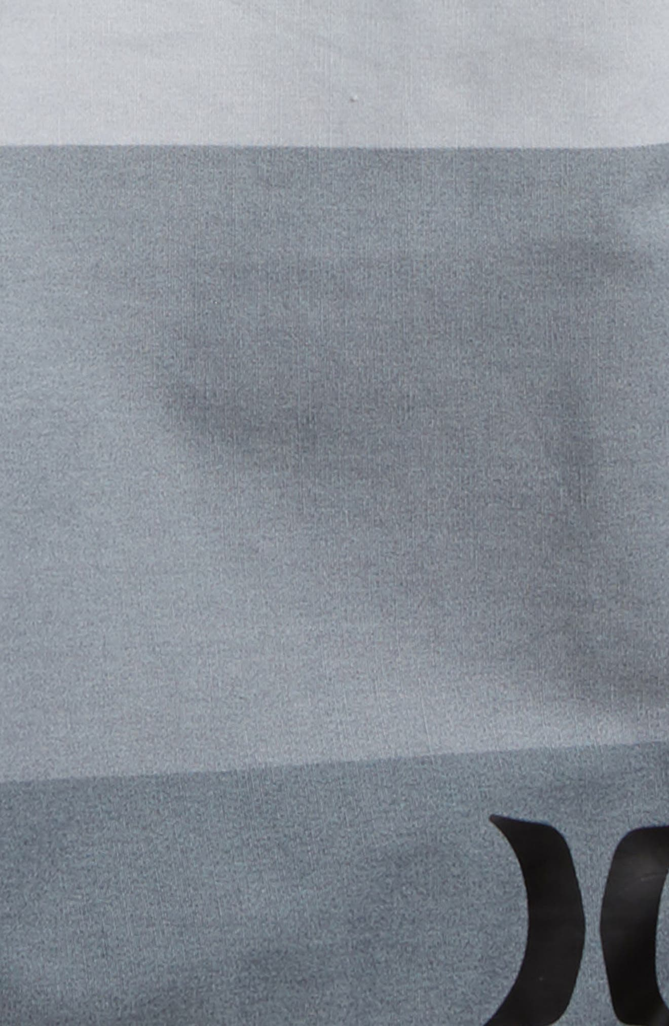 Alternate Image 2  - Hurley Print Shorts (Big Boys)