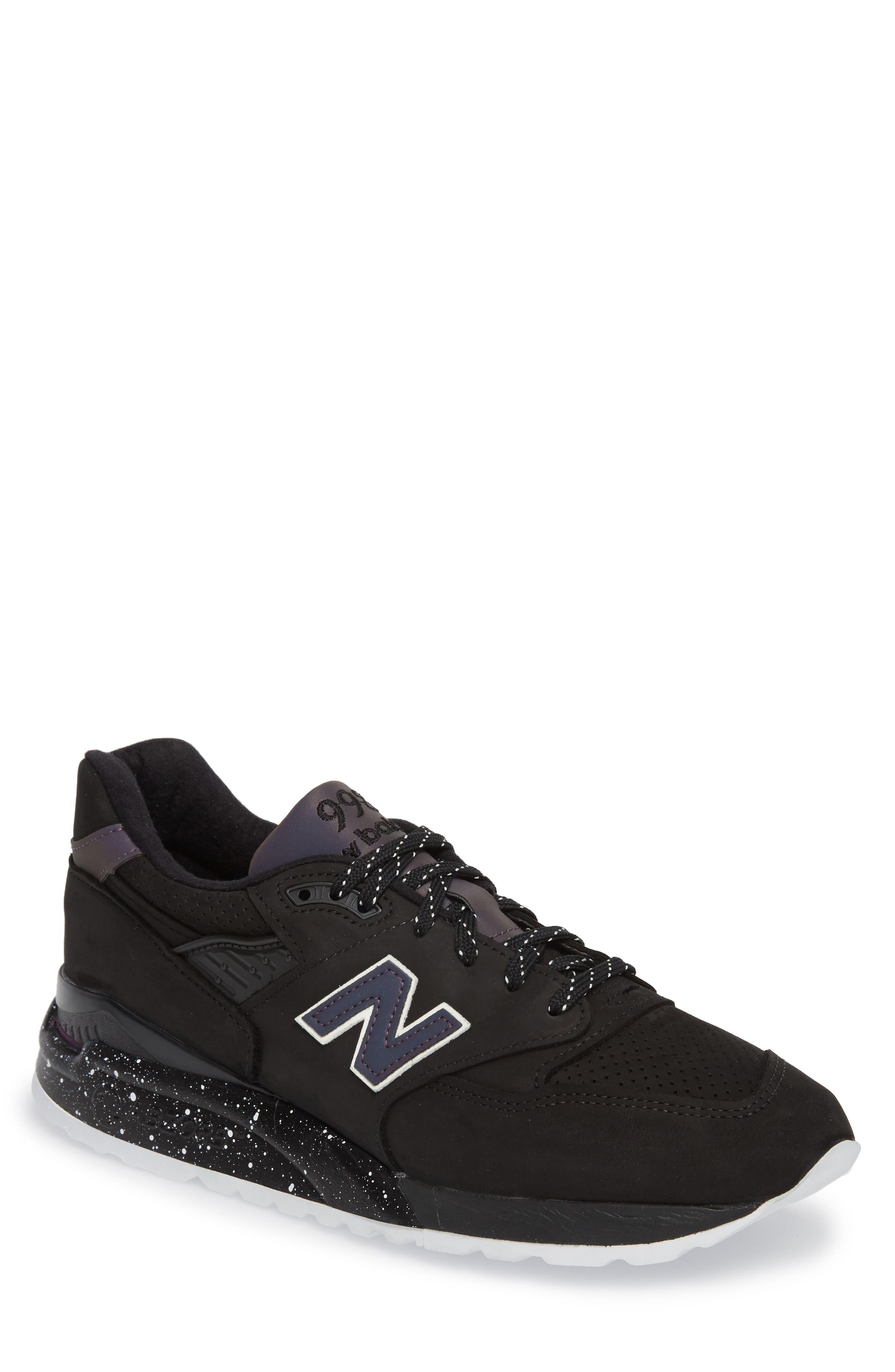 Alternate Image 1 Selected - New Balance 998 Sneaker (Men)