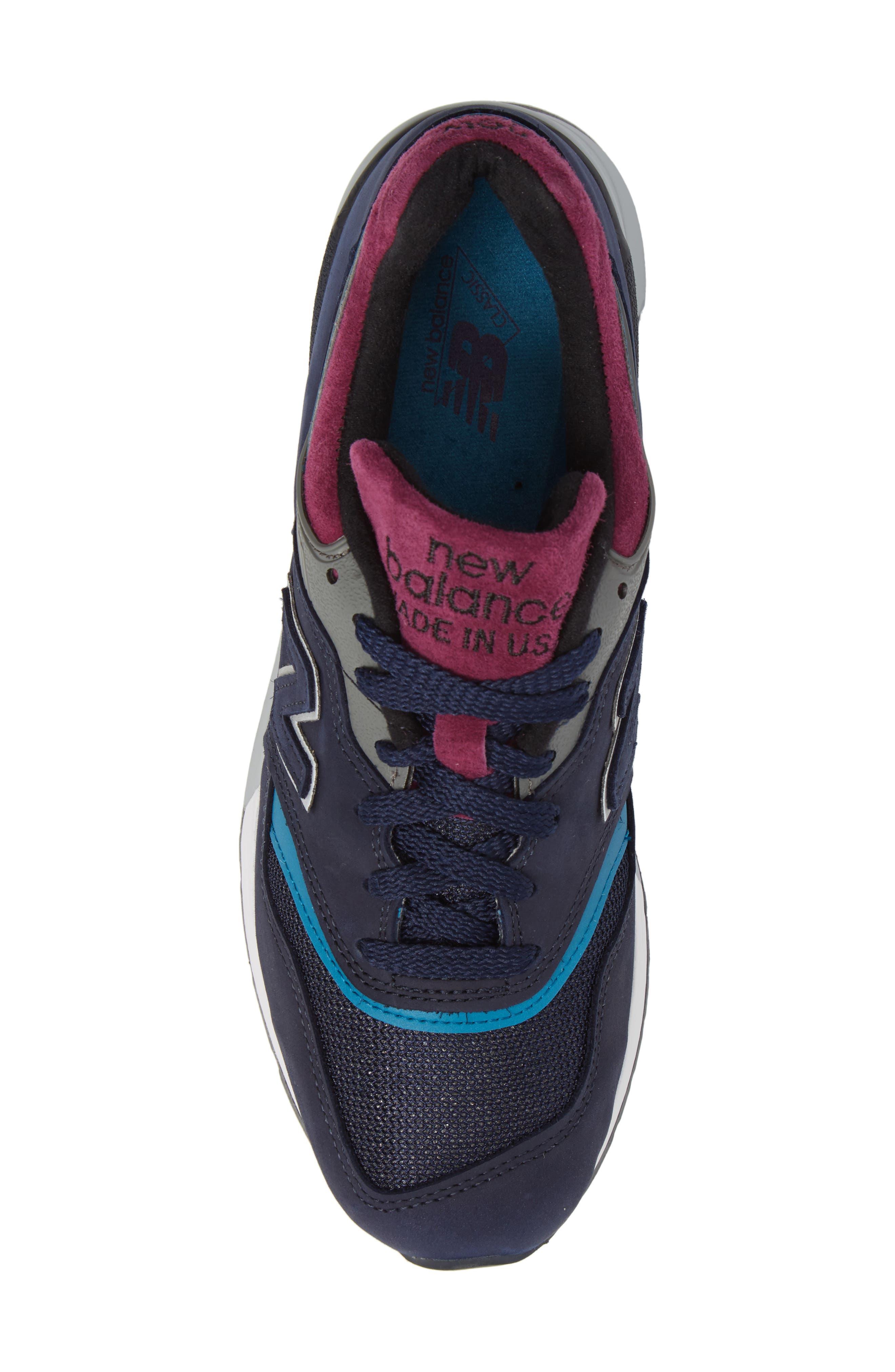 Alternate Image 5  - New Balance 997 Sneaker (Men)