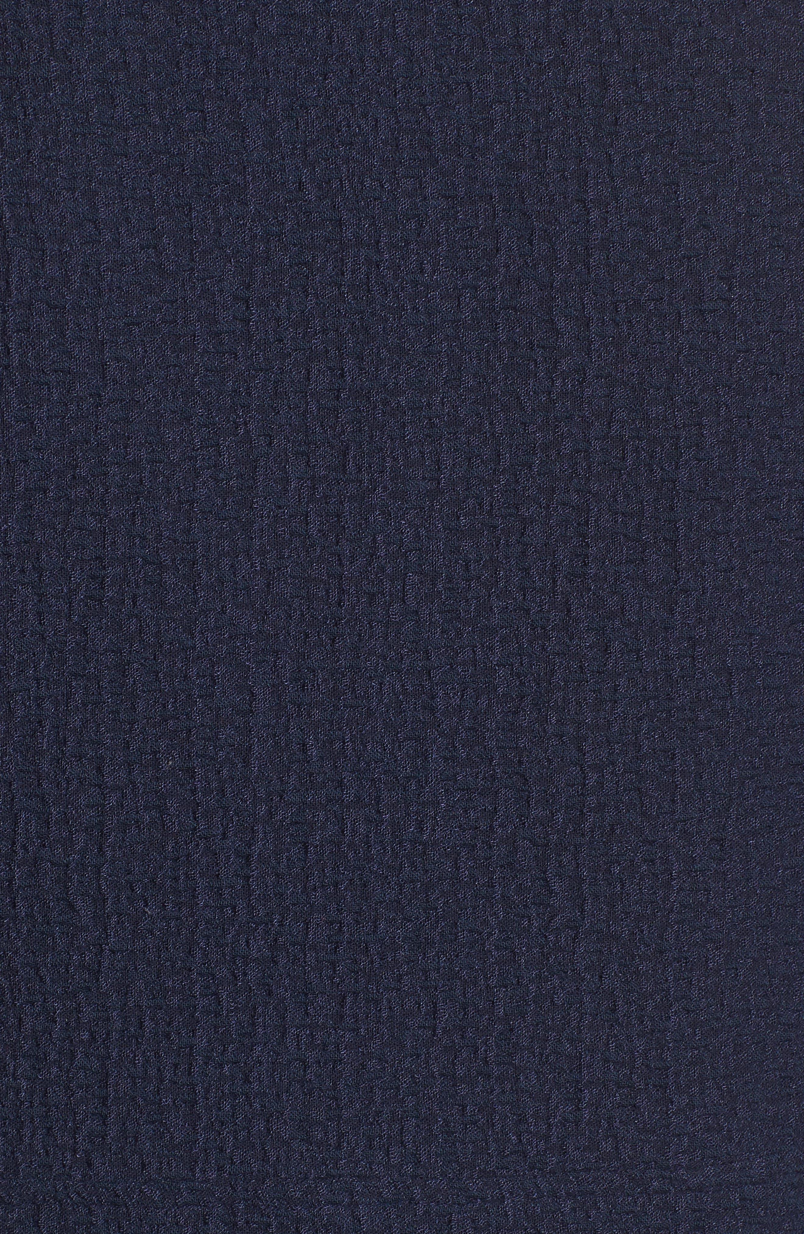 Alternate Image 5  - Eileen Fisher Open Front Round Neck Jacket