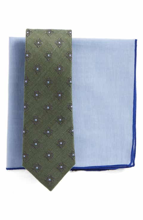 Mens green ties skinny ties pocket squares for men nordstrom the tie bar medallion shields style box ccuart Images