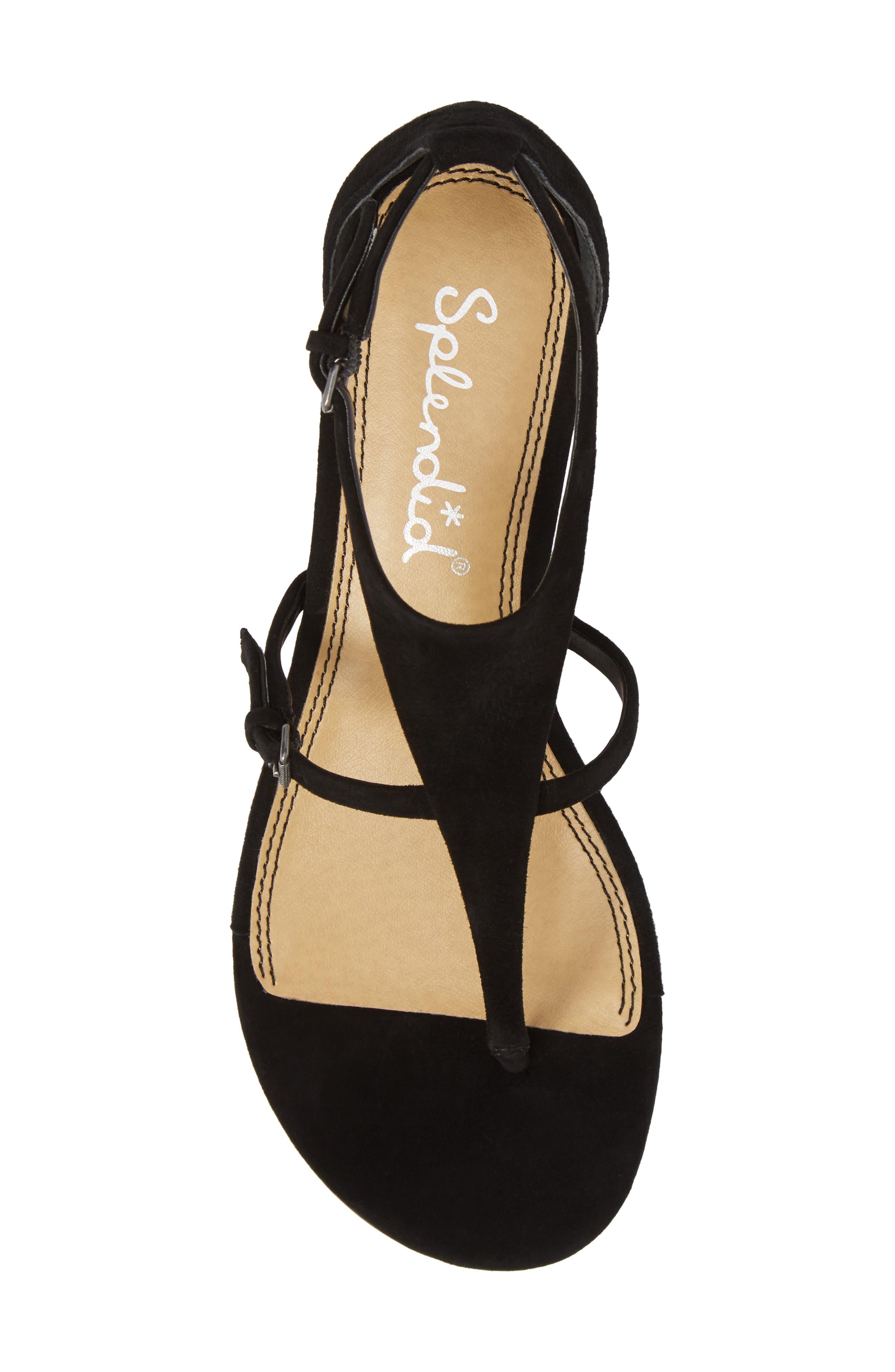 Alternate Image 5  - Splendid Brooklyn V-Strap Wedge Sandal (Women)