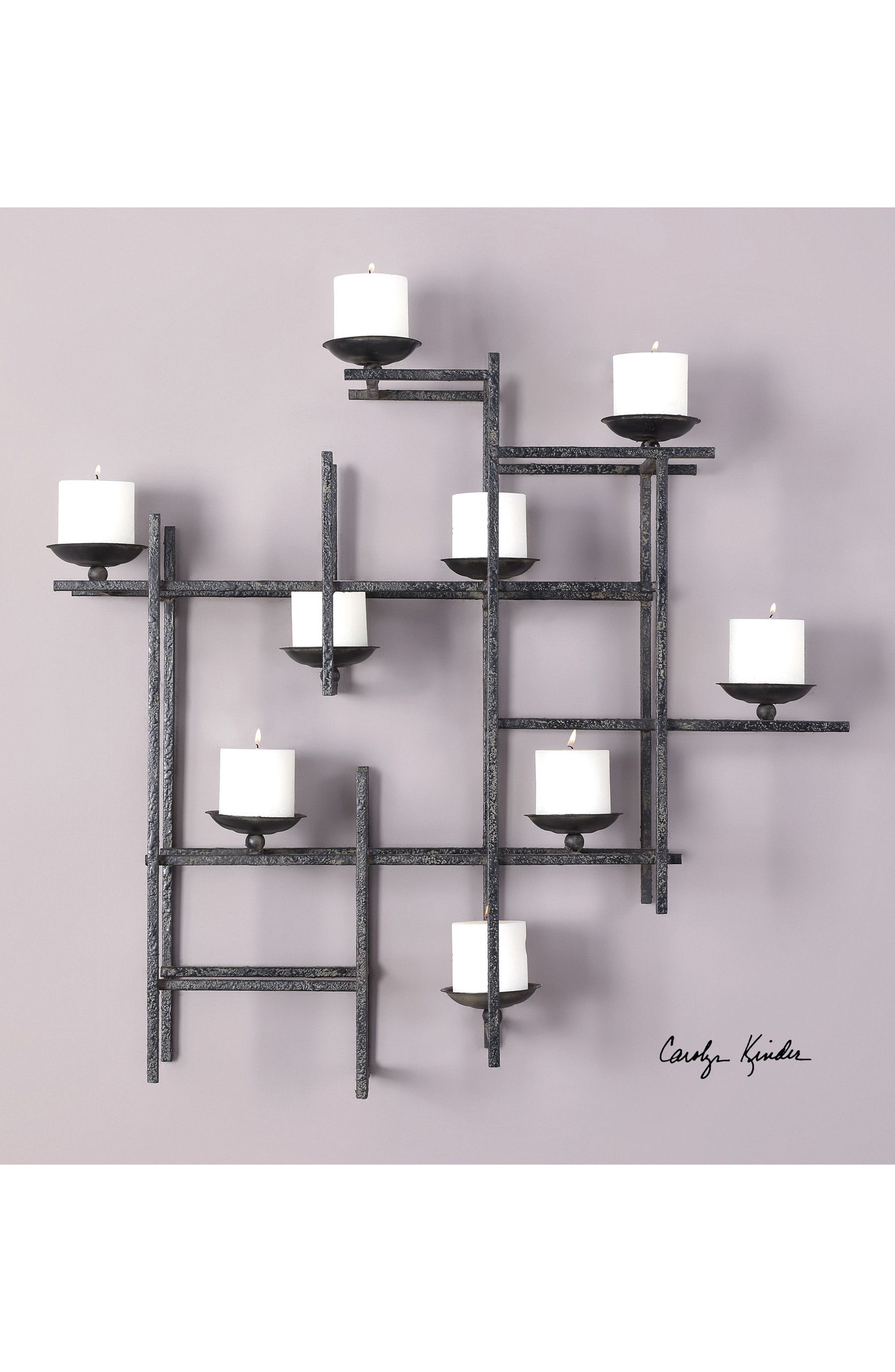 Alternate Image 2  - Uttermost Marni Wall Sconce