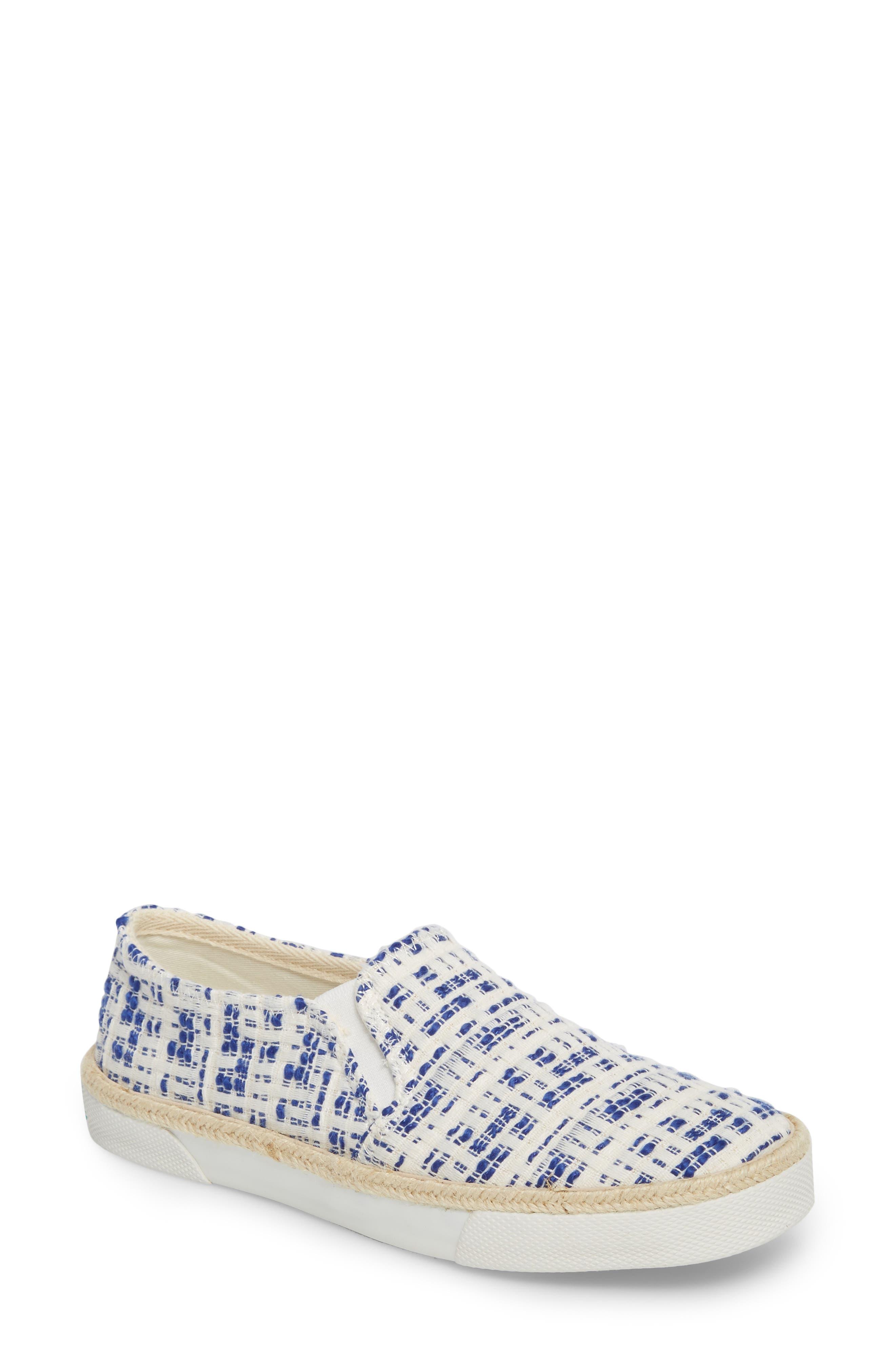 Alternate Image 1 Selected - Jack Rogers Tucker Slip-On Sneaker (Women)