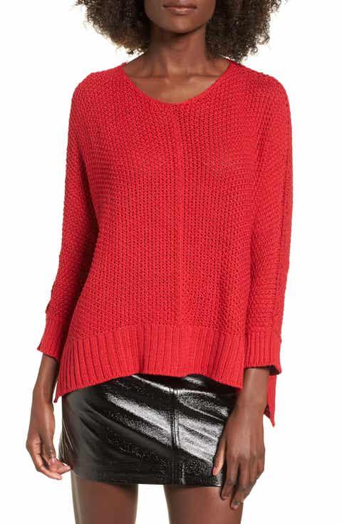 4SI3NNA Dolman Sleeve Sweater