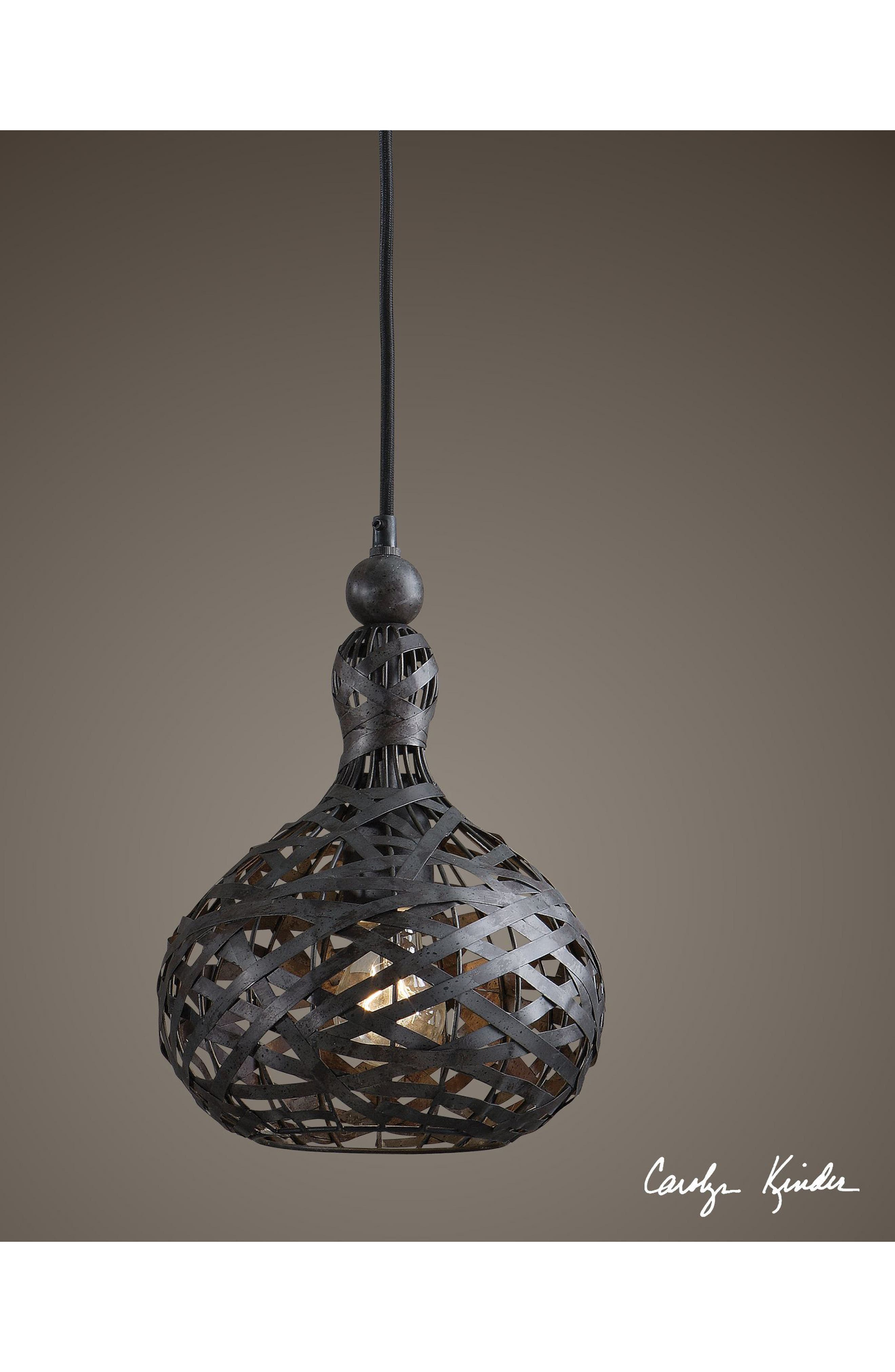 Alternate Image 2  - Uttermost Alita Pendant Light