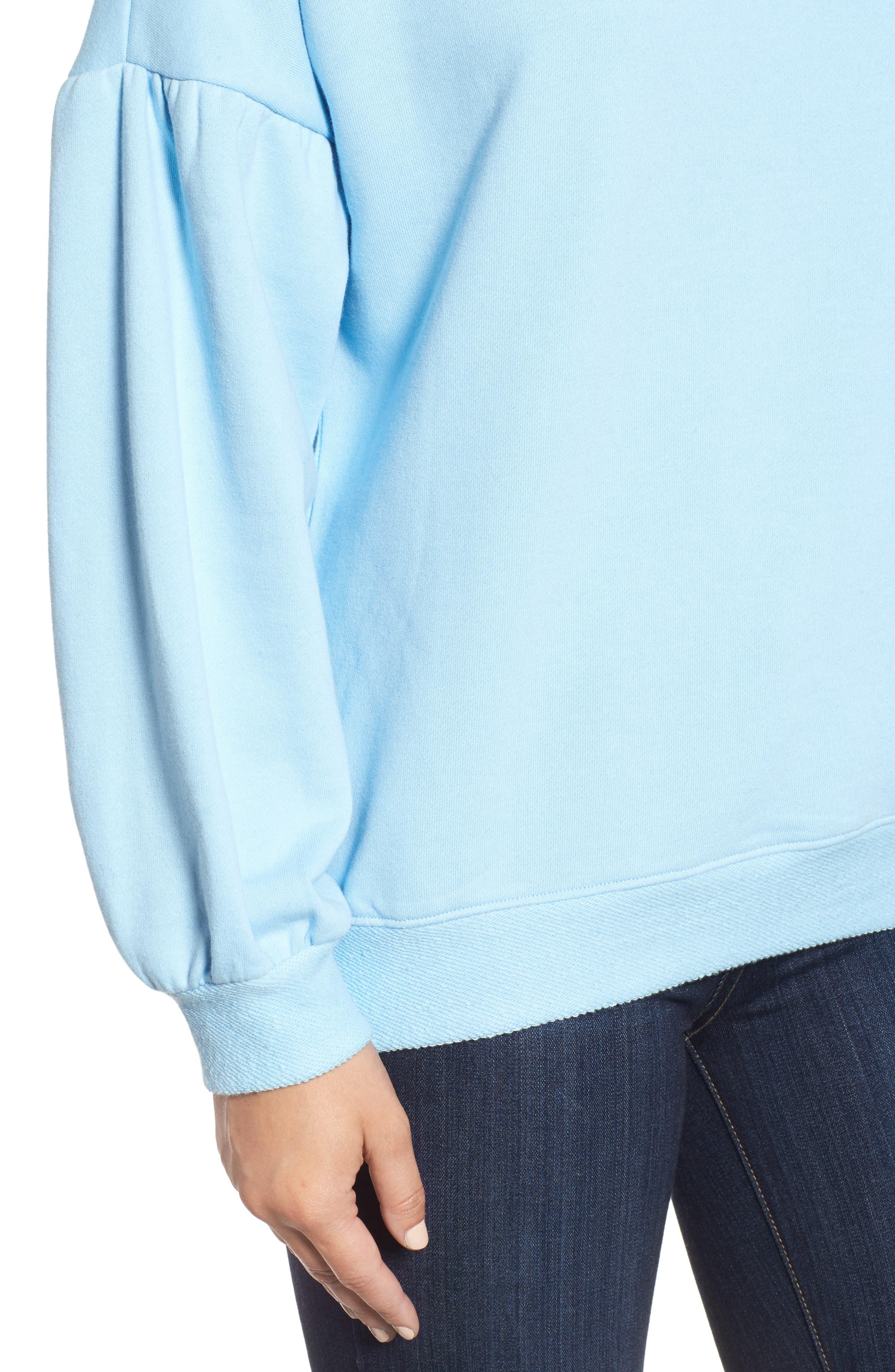 Alternate Image 4  - KUT from the Kloth Allesia Sweatshirt