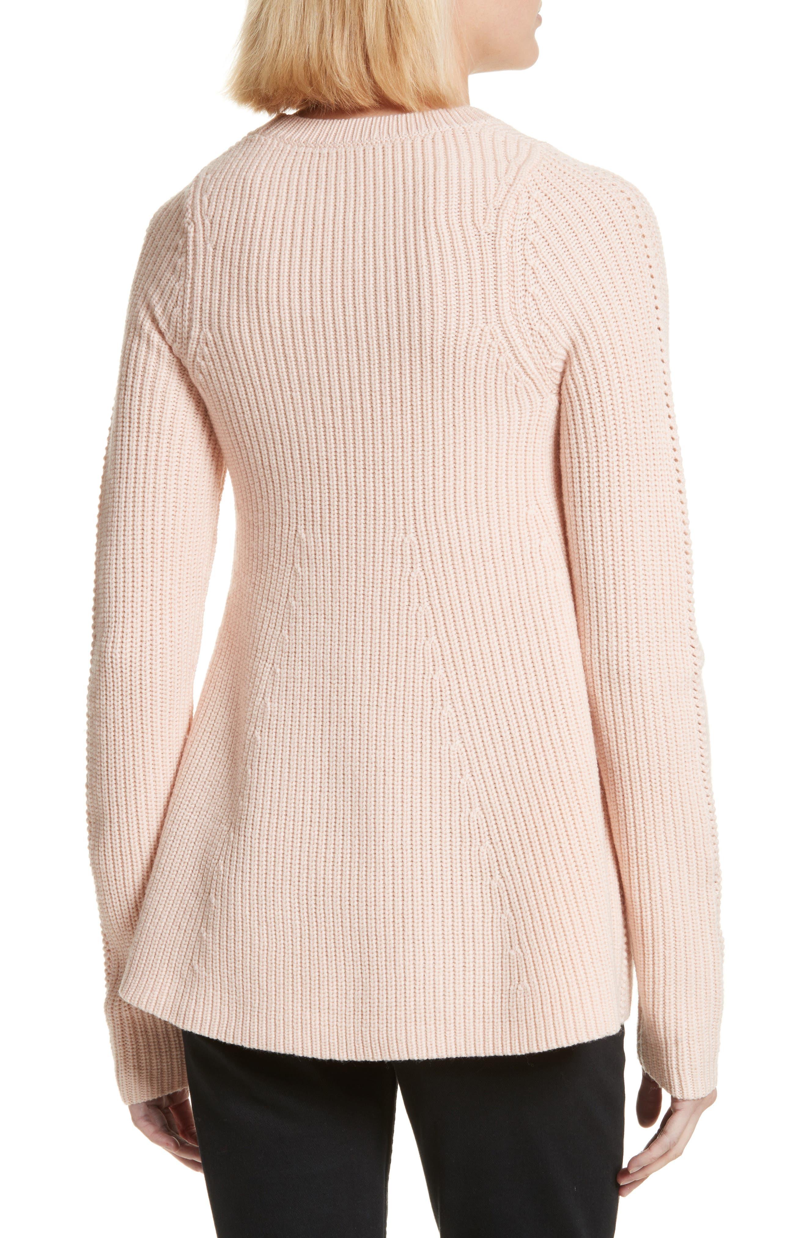Alternate Image 2  - GREY Jason Wu Wool Trapeze Sweater