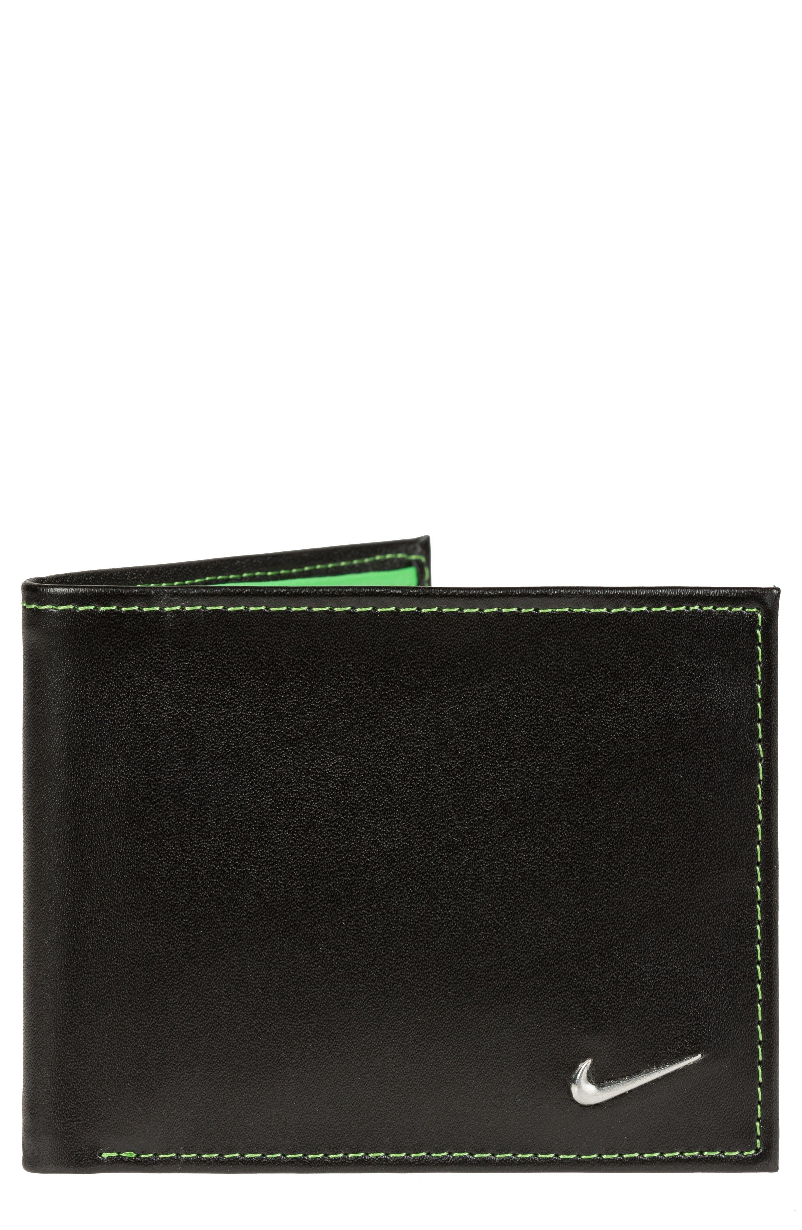 Nike Modern Leather Wallet